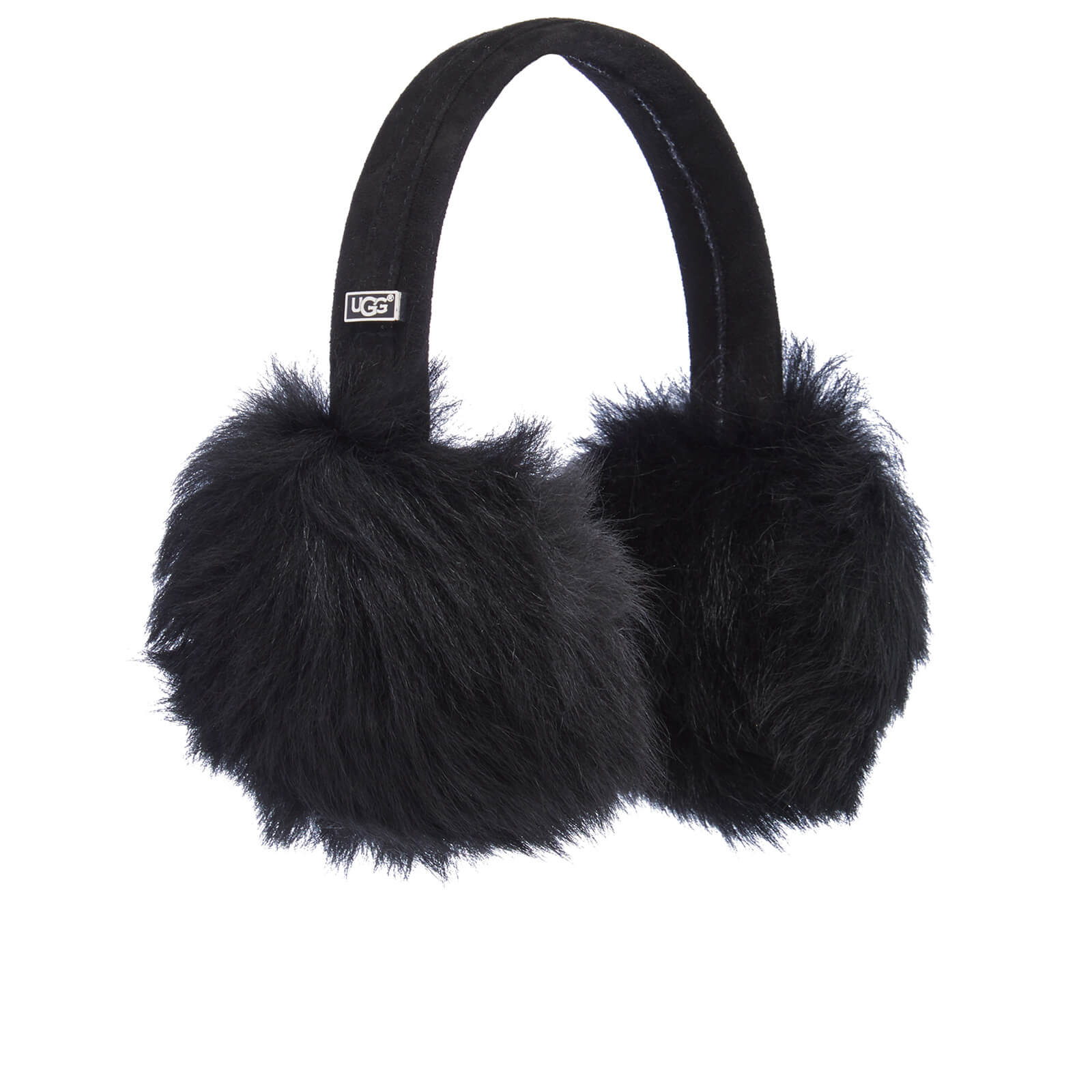 adcc608768b UGG Women's Classic Wired Sheepskin Earmuffs - Black