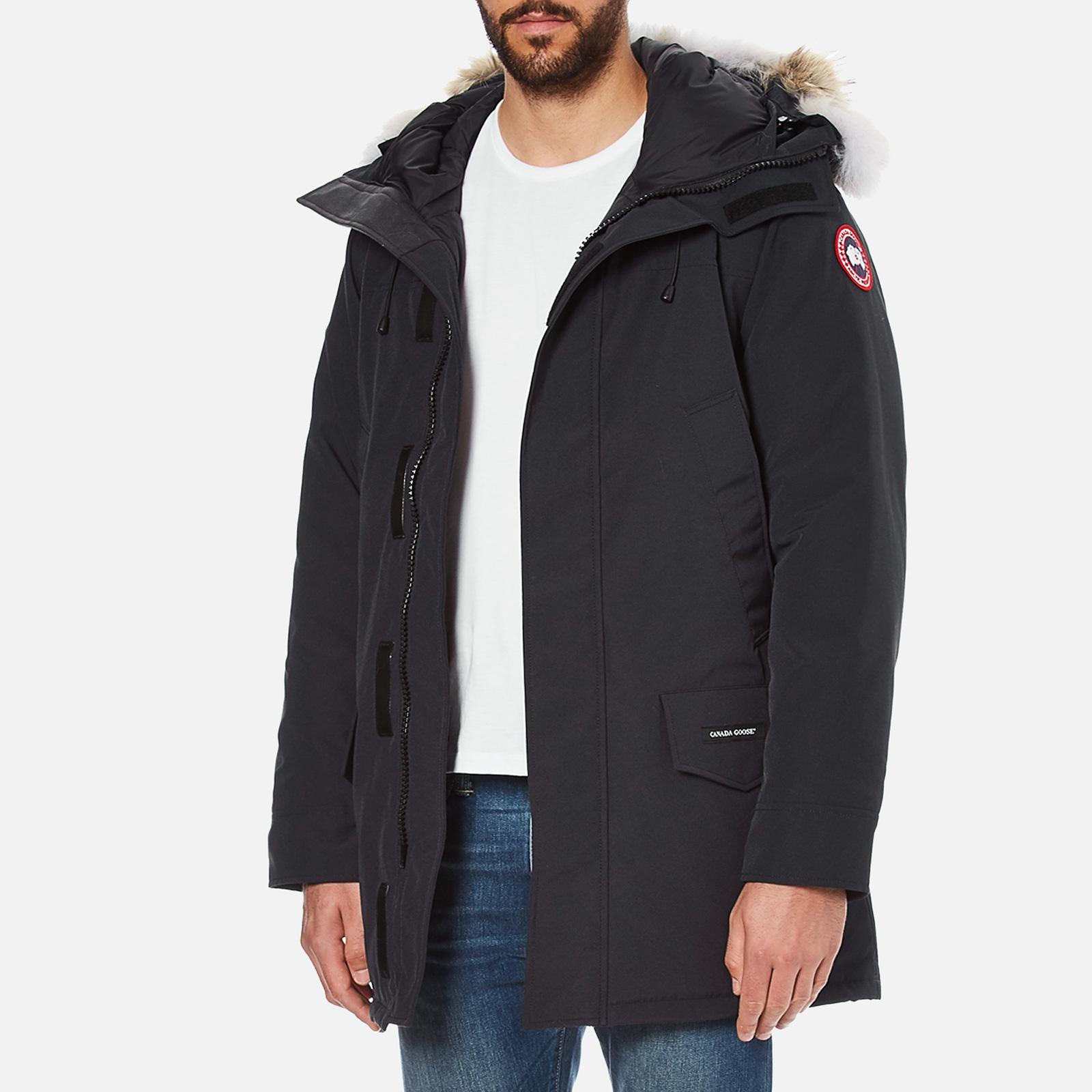 CANADA GOOSE 加拿大鹅 Langford 男式派克大衣羽绒服 优惠码折后¥6157包邮 2色可选