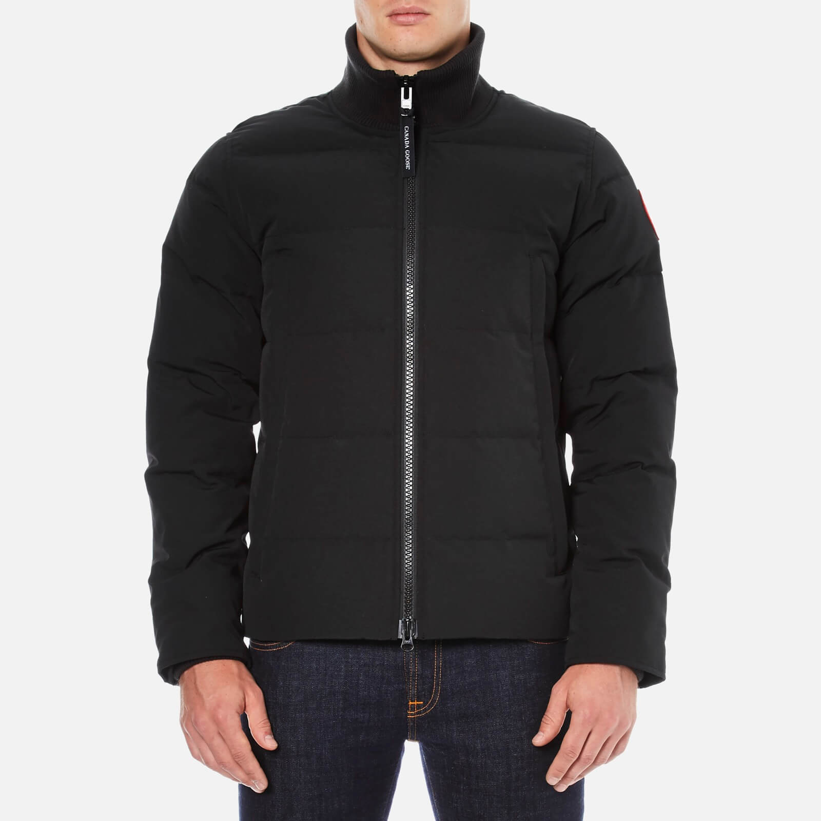 e9798f098 Canada Goose Men's Woolford Jacket - Black