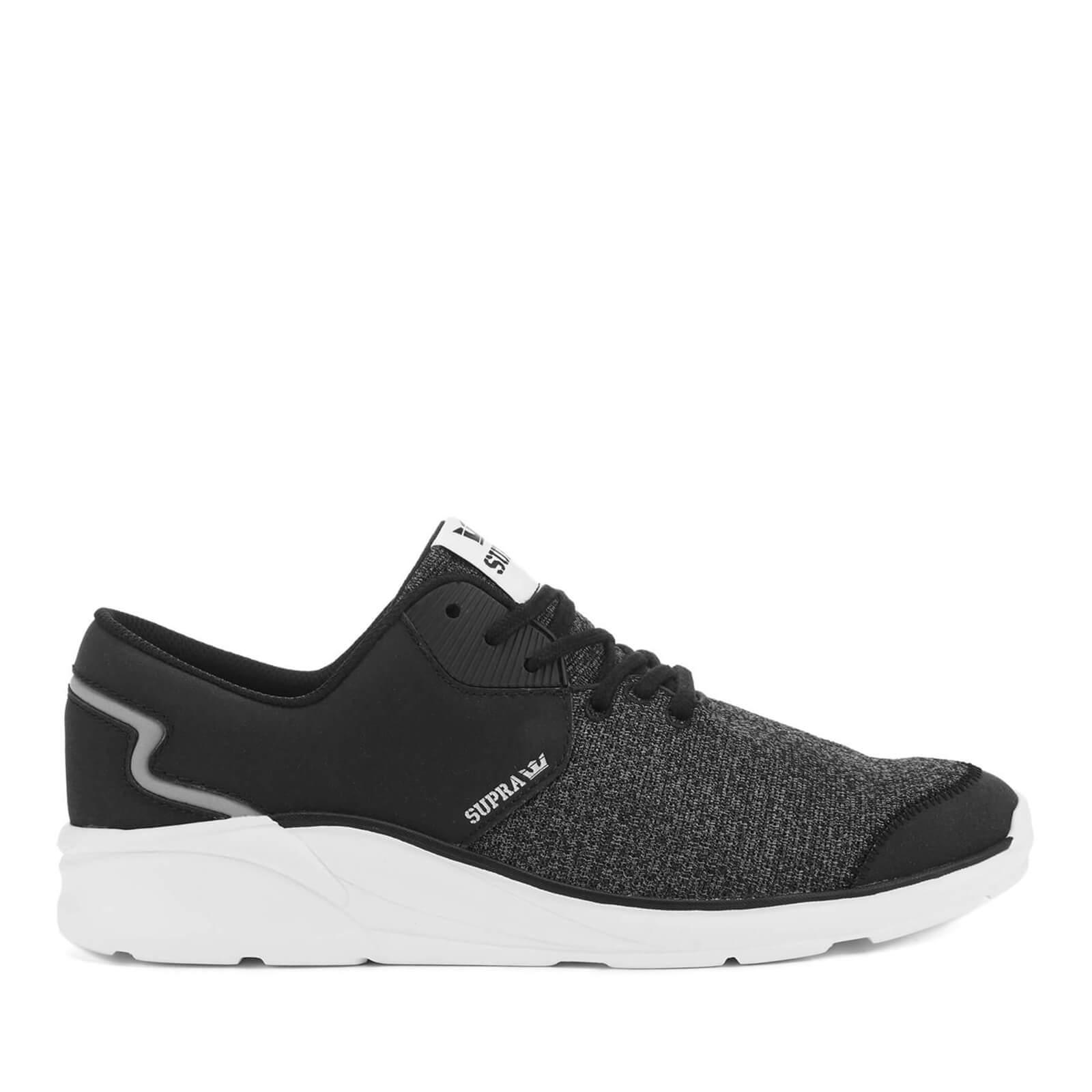 22ef5d6fa274 Zapatillas Supra Noiz - Hombre - Negro gris. Descripción