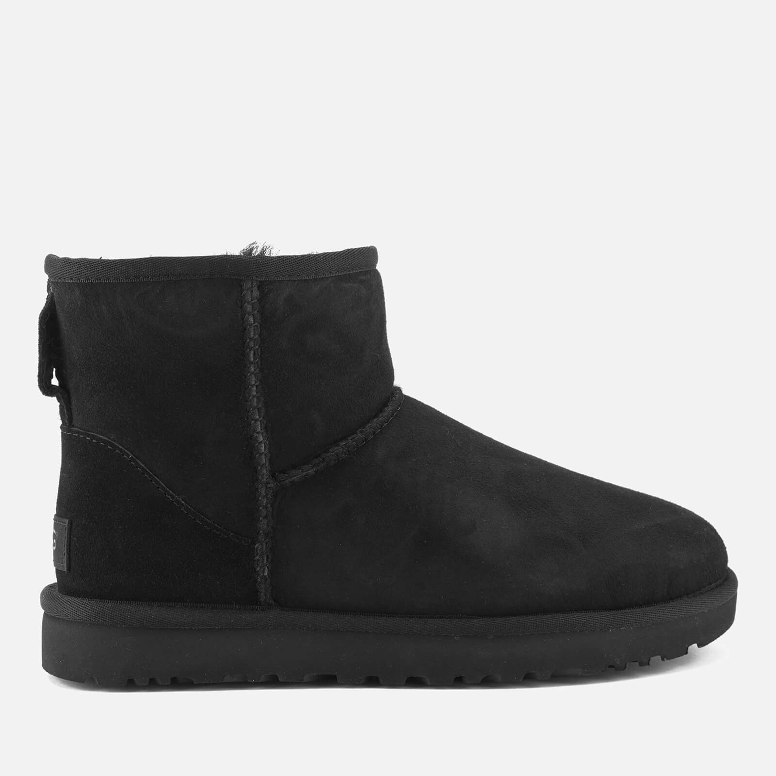 ba1d93430df UGG Women's Classic Mini II Sheepskin Boots - Black