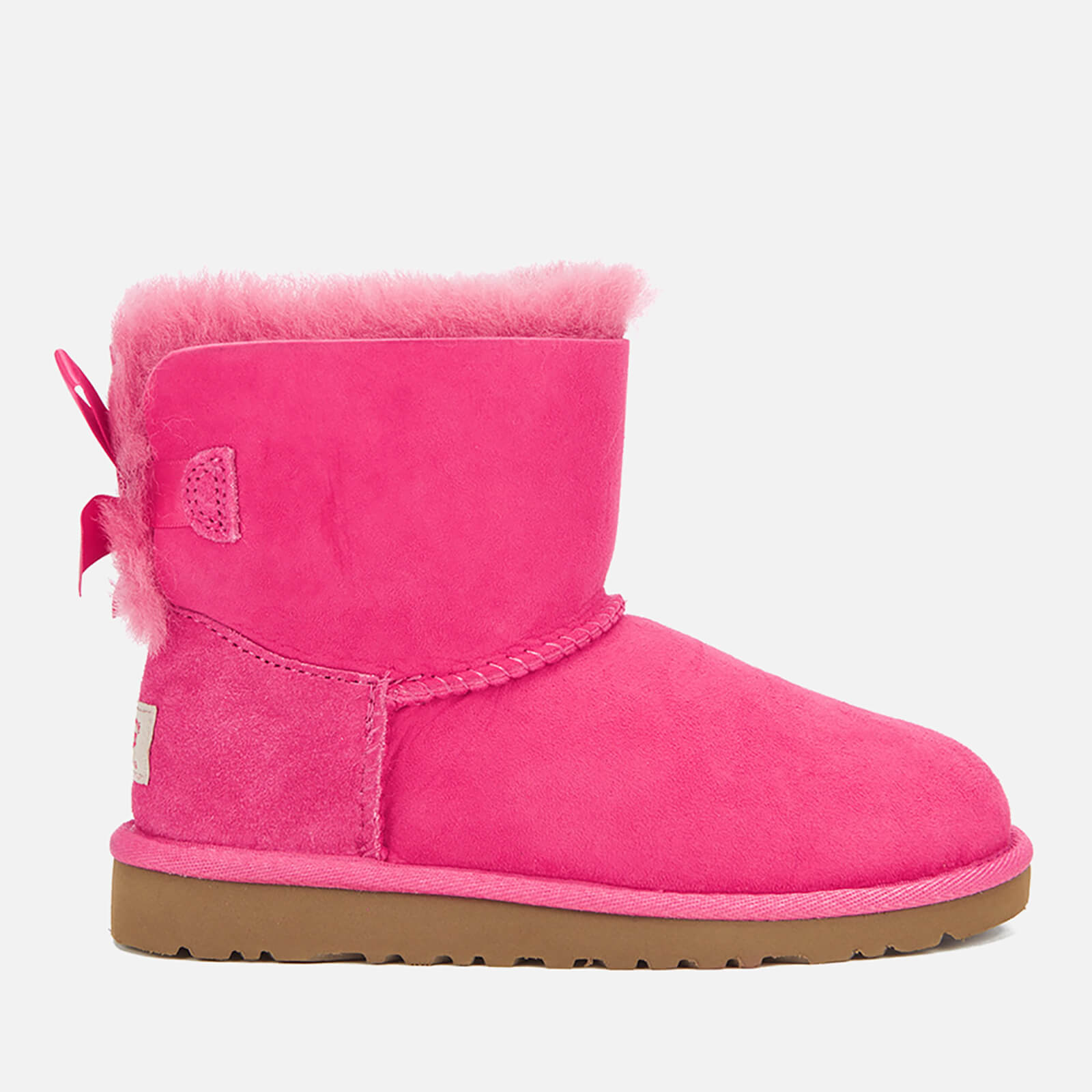 4367419edc4 UGG Kids' Mini Bailey Bow Boots - Cerise