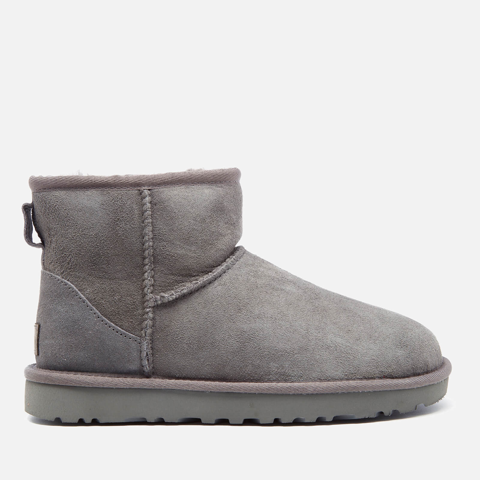 485b87977ac UGG Women's Classic Mini II Sheepskin Boots - Grey