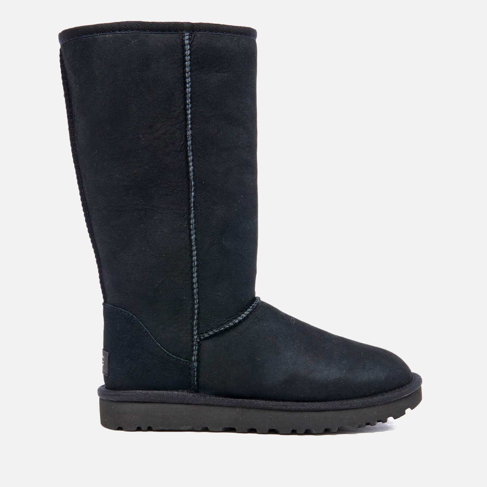 8c7828d35fe UGG Women's Classic Tall II Sheepskin Boots - Black