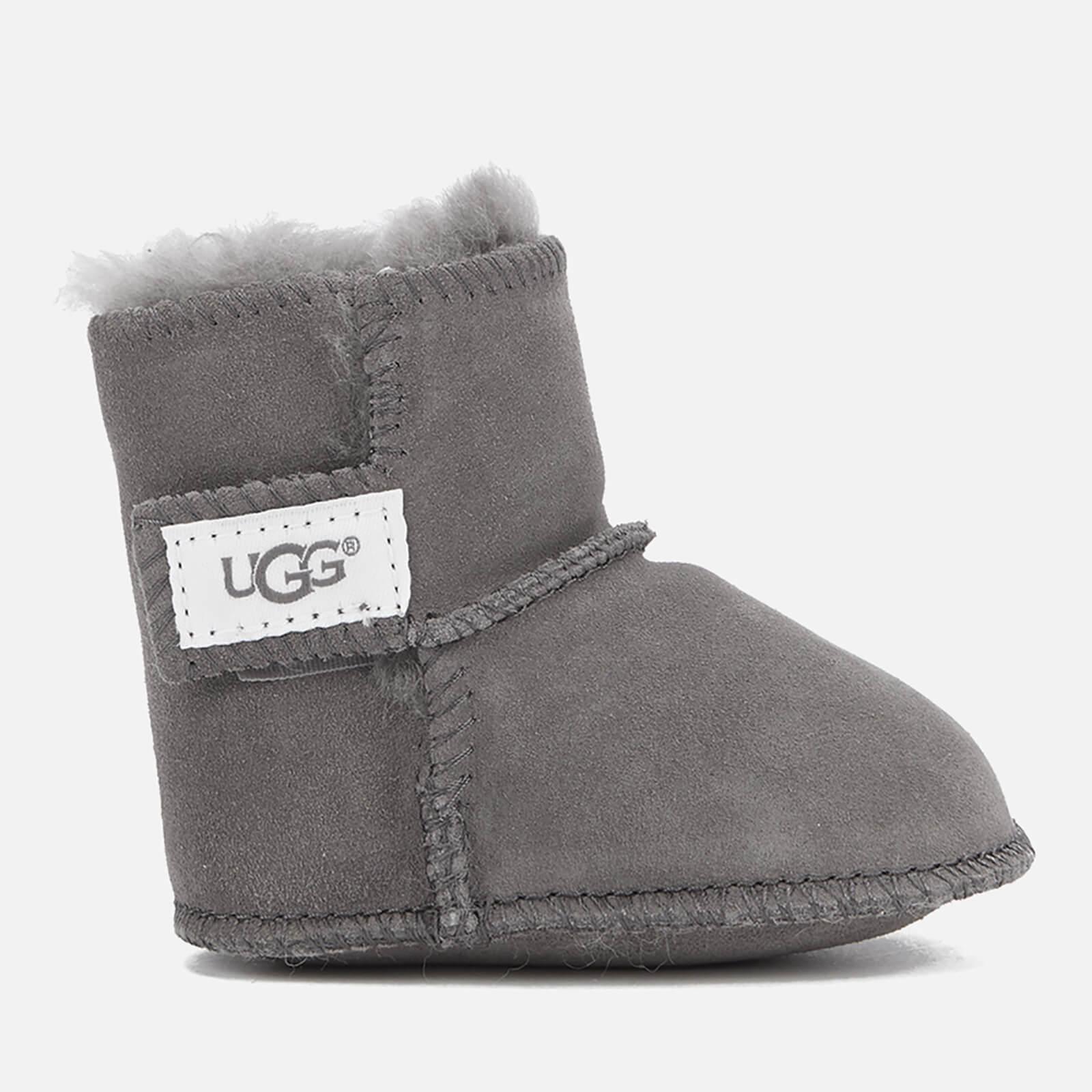 5d5ac95af68 UGG Babies' Erin Suede Boots - Charcoal