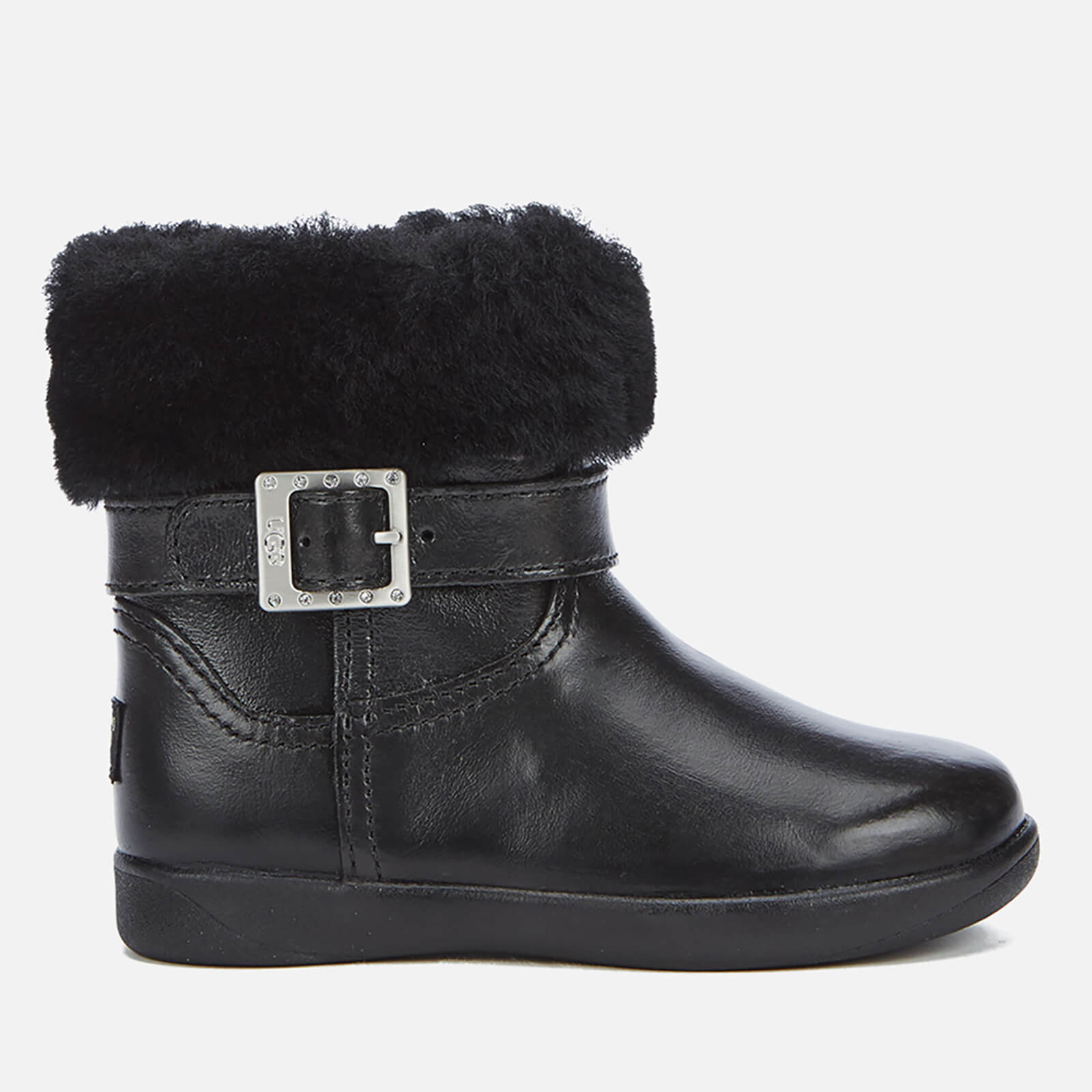d8fd1952c6d UGG Toddlers' Gemma Patent Leather Boots - Black