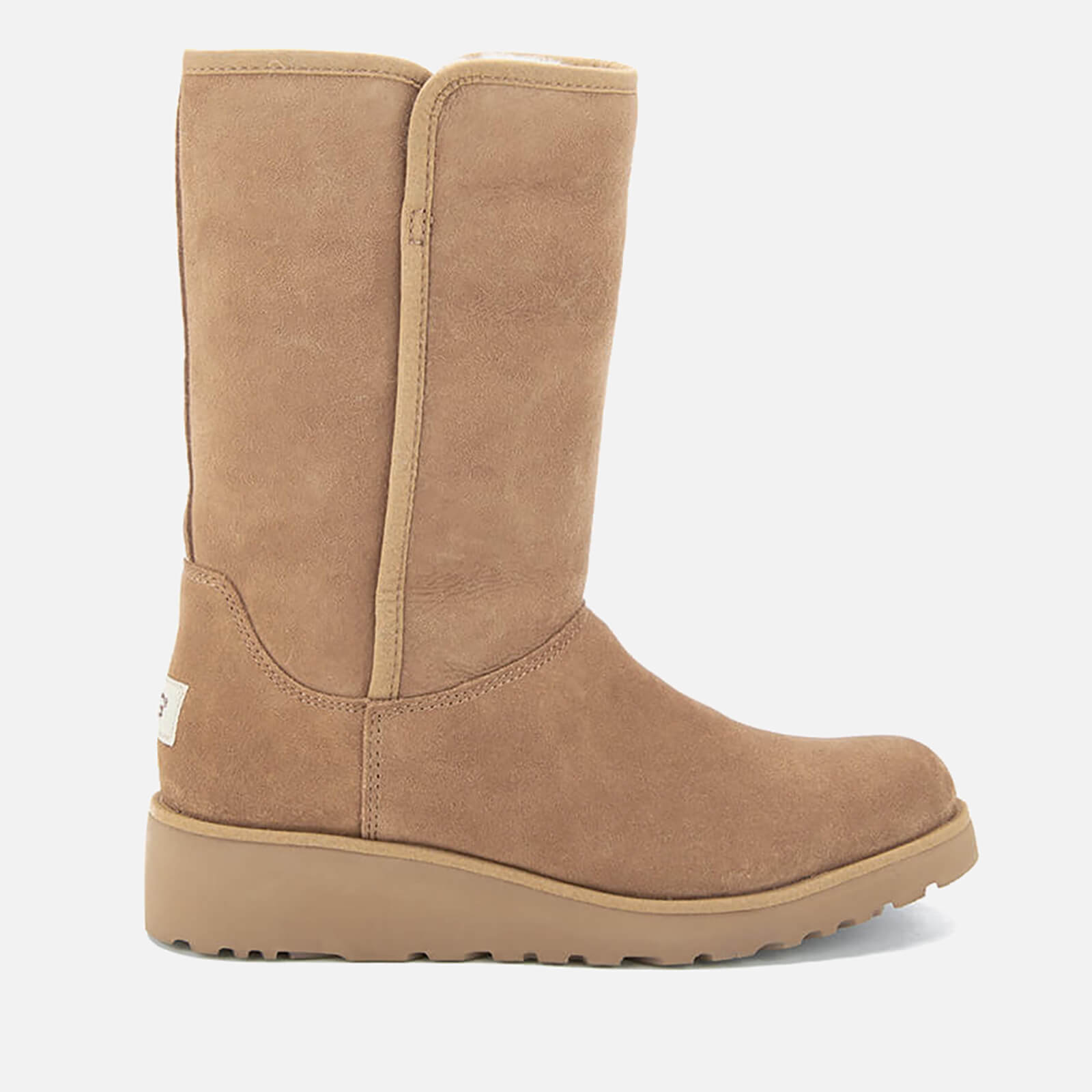 1efb41dc9 UGG Women s Amie Classic Slim Sheepskin Boots - Chestnut - Free UK Delivery  over £50