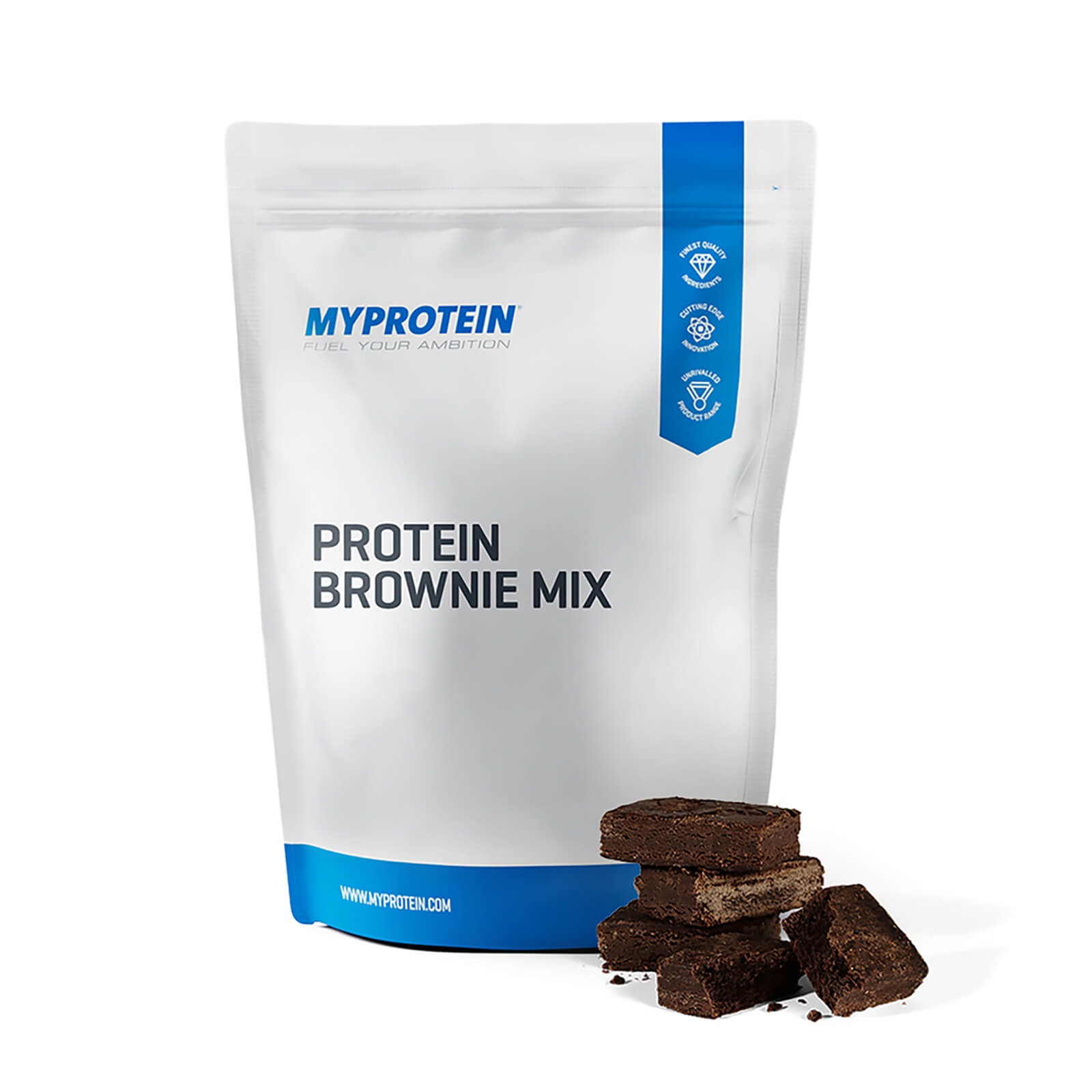 Protein Brownie Mix, Chocolate, 450g