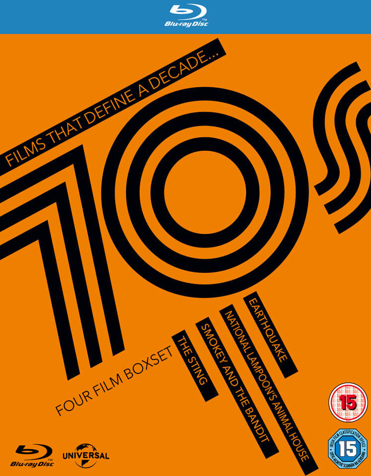 Films That Define A Decade Boxset - 70