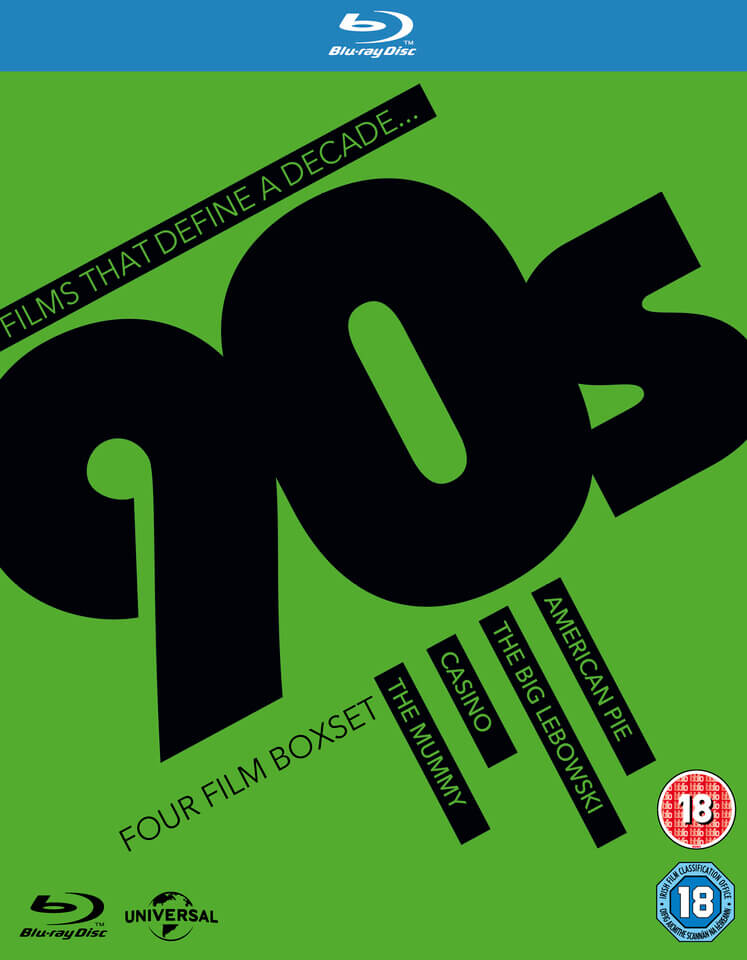 Films That Define A Decade Boxset - 90