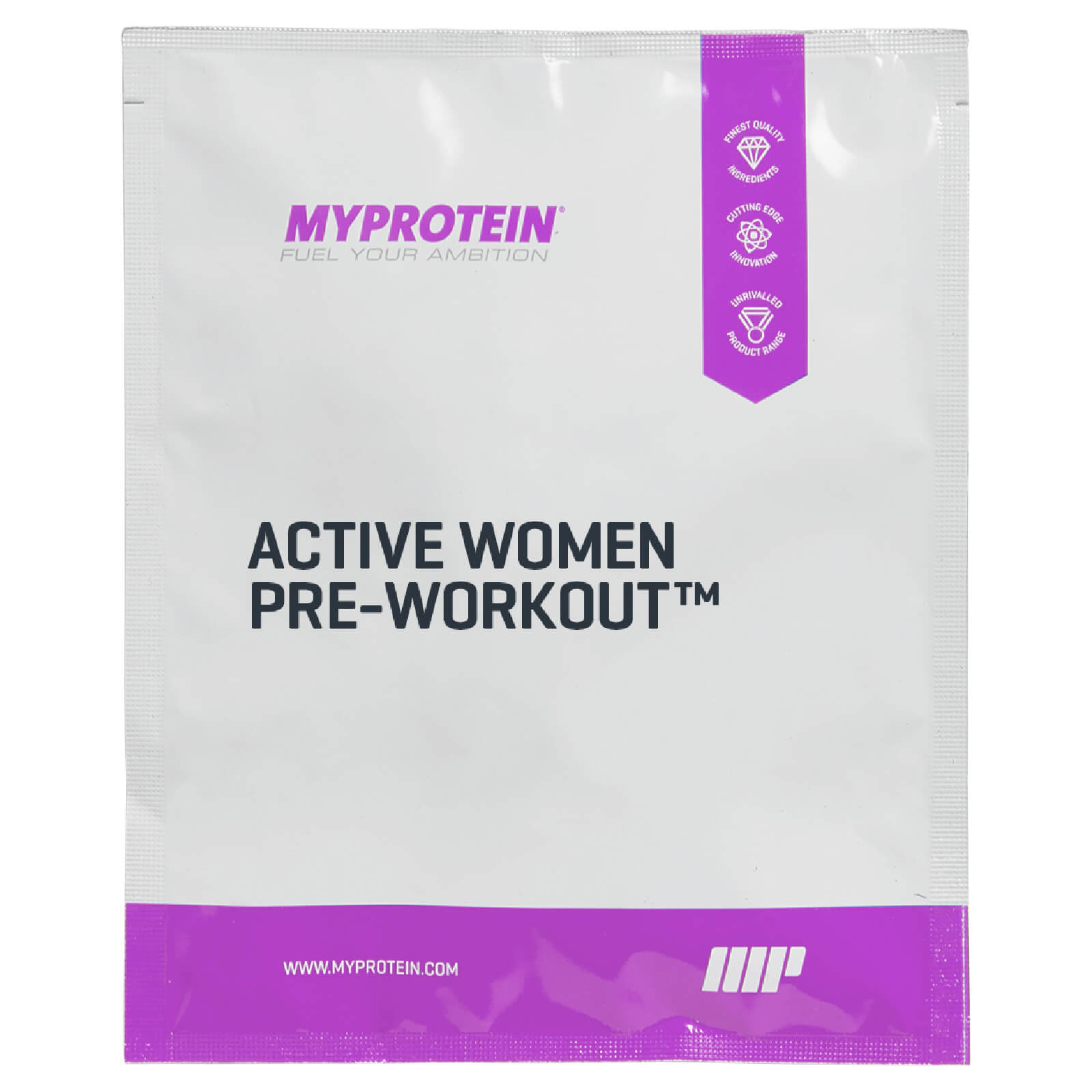 Active Women Pre-Workout (Sample) - Apple & Pear - 20g