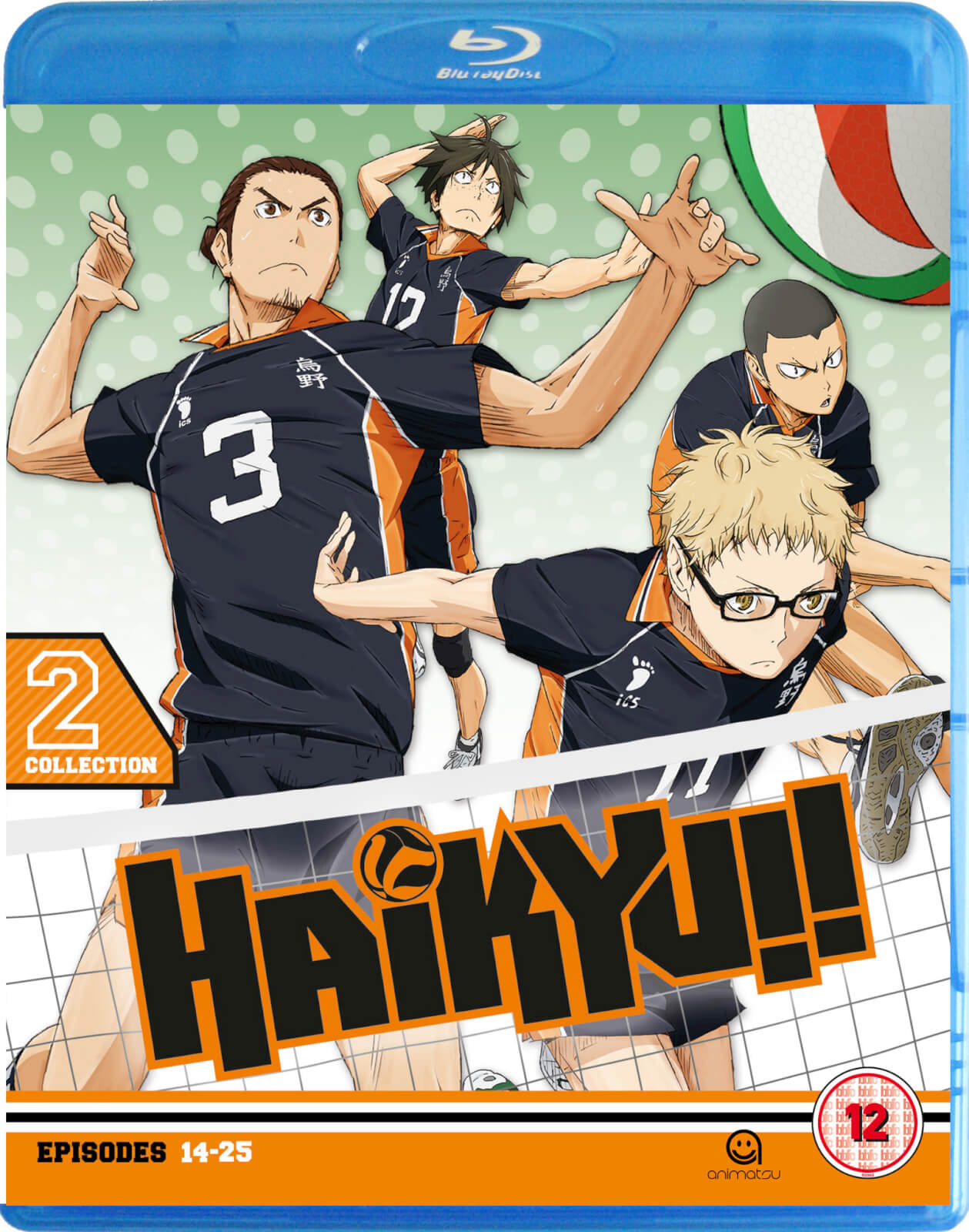 Haikyu!! Season 1: Collection 2