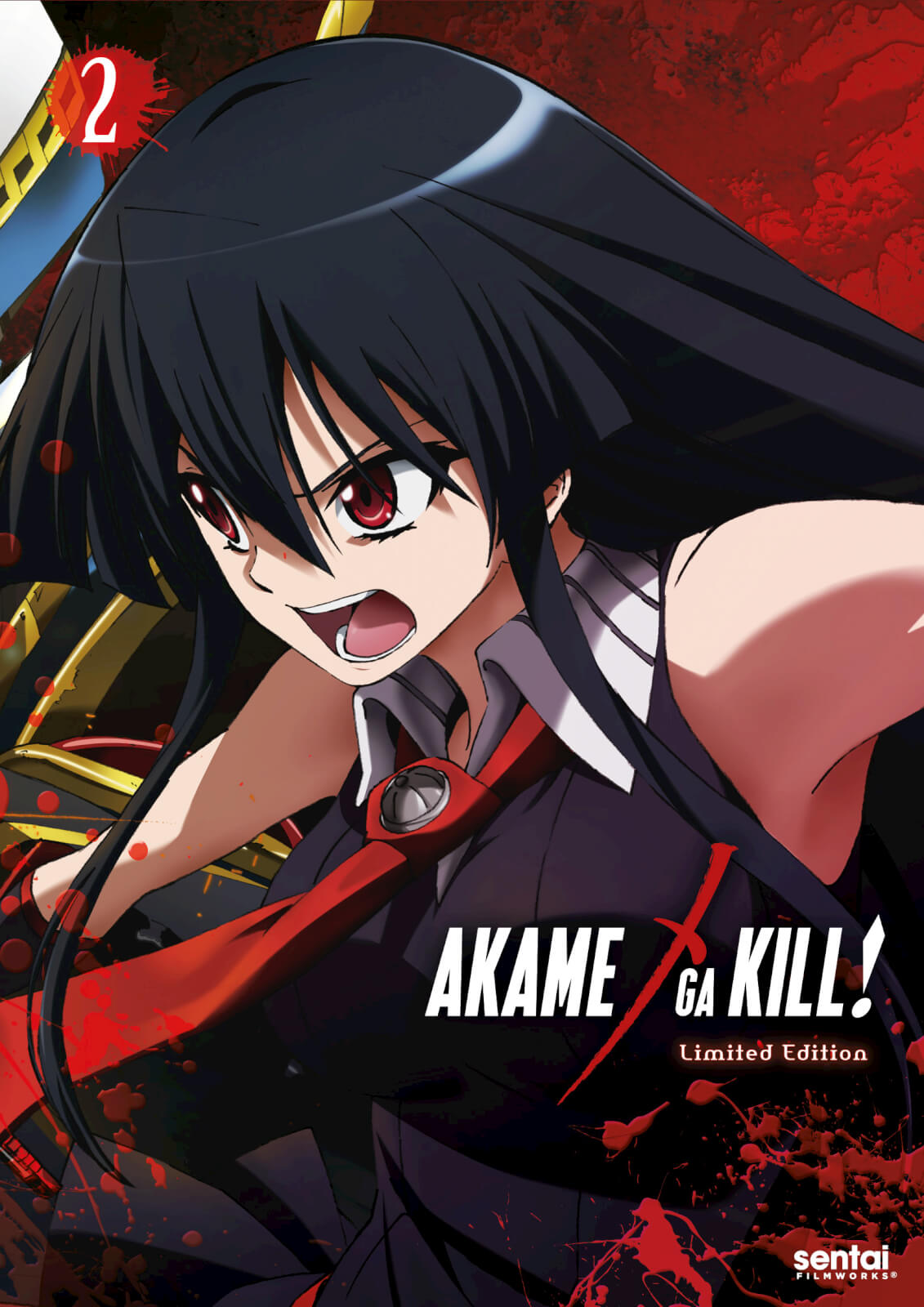 Akame Ga Kill - Collection 2 Deluxe Collector