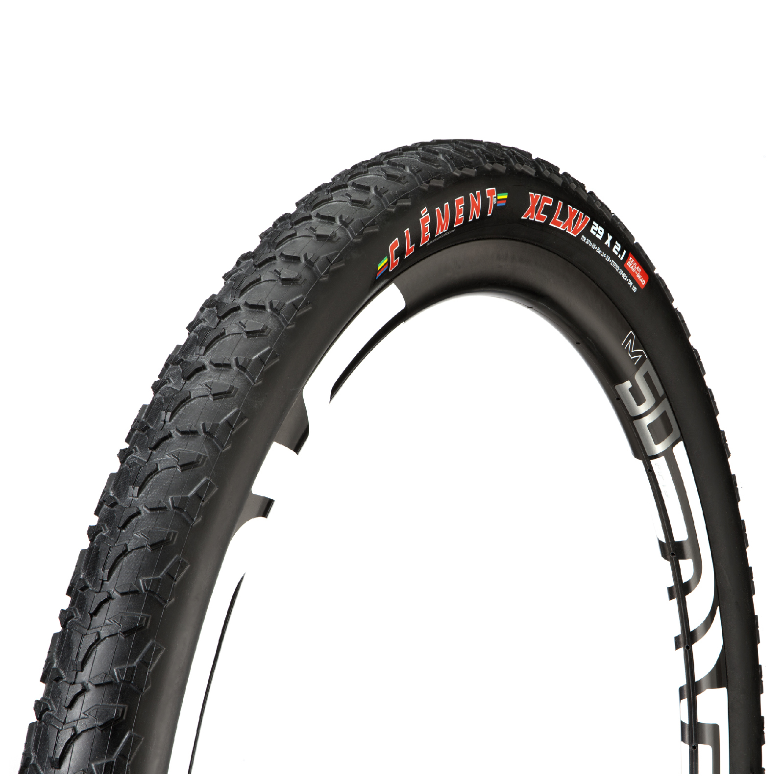 Clement LXV 60TPI MTB Tyre - 29in x 2.10in