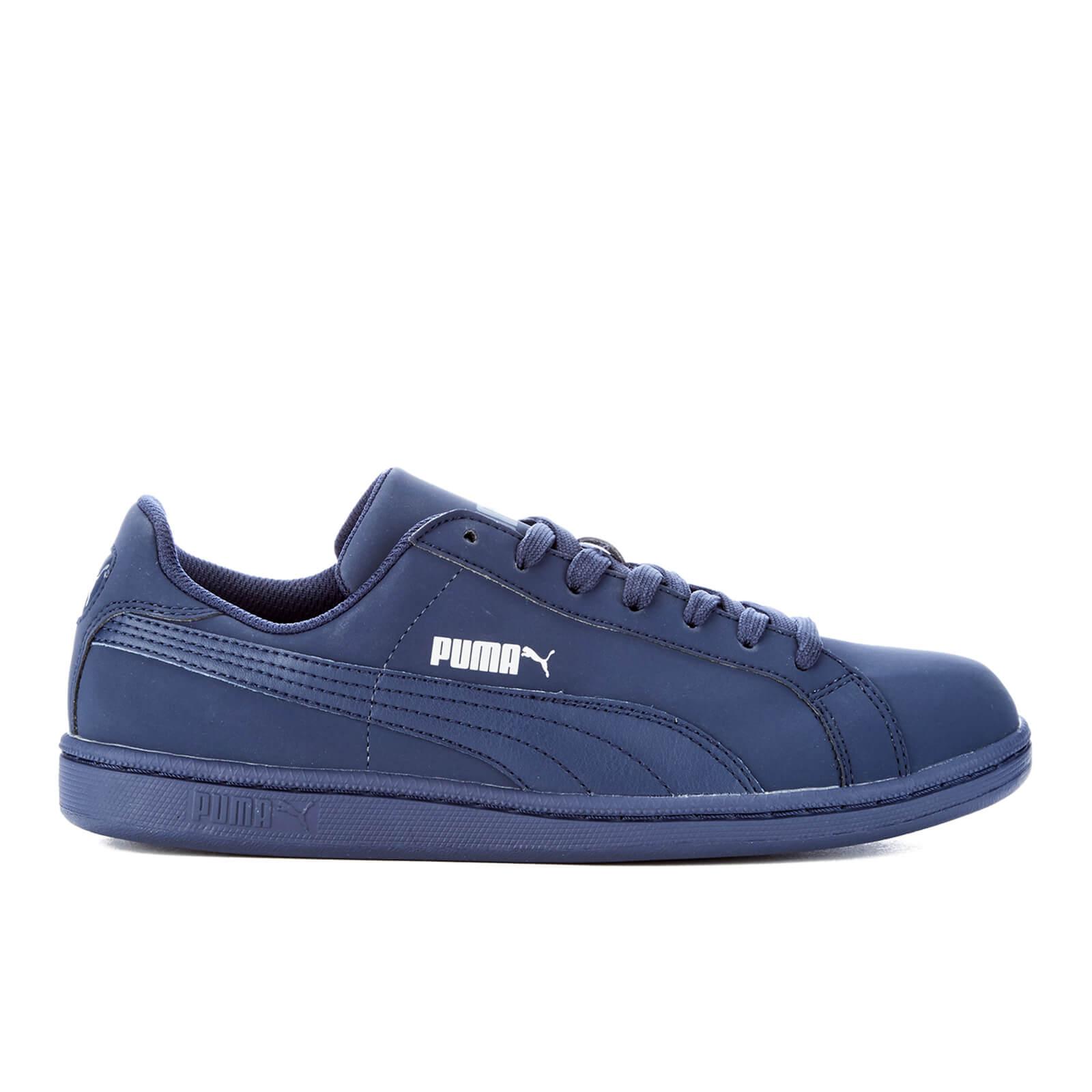 e0a2de482ea Puma Men s Smash Buck Trainers - Navy Mens Footwear