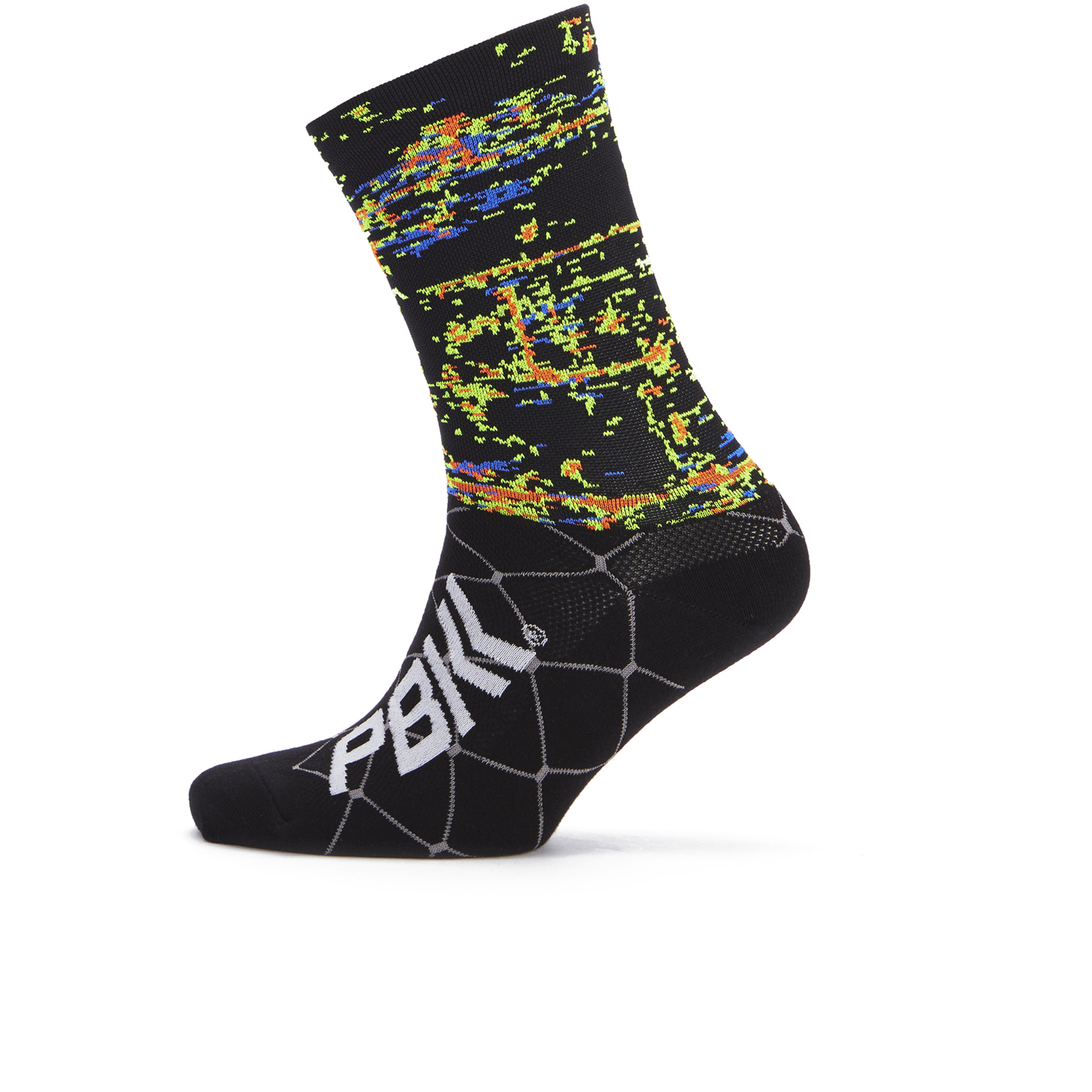 PBK Race High Cuff Socks - Pollock