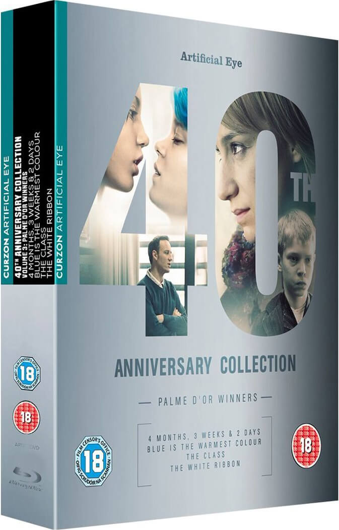 Artificial Eye 40th Anniversary Collection Volume 3: Palme d
