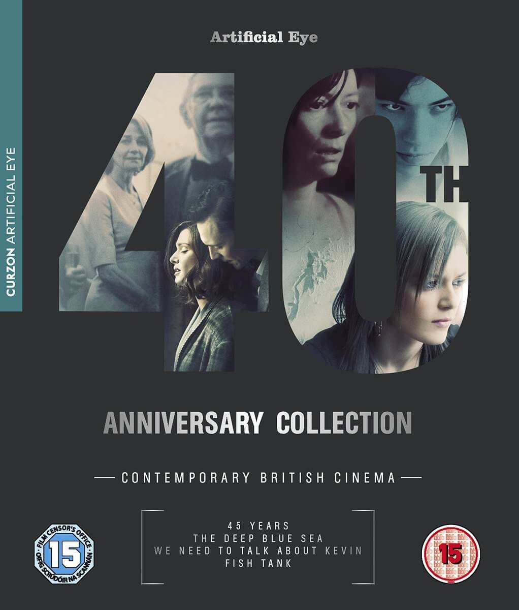 Artificial Eye 40th Anniversary Collection Volume 1: British Film