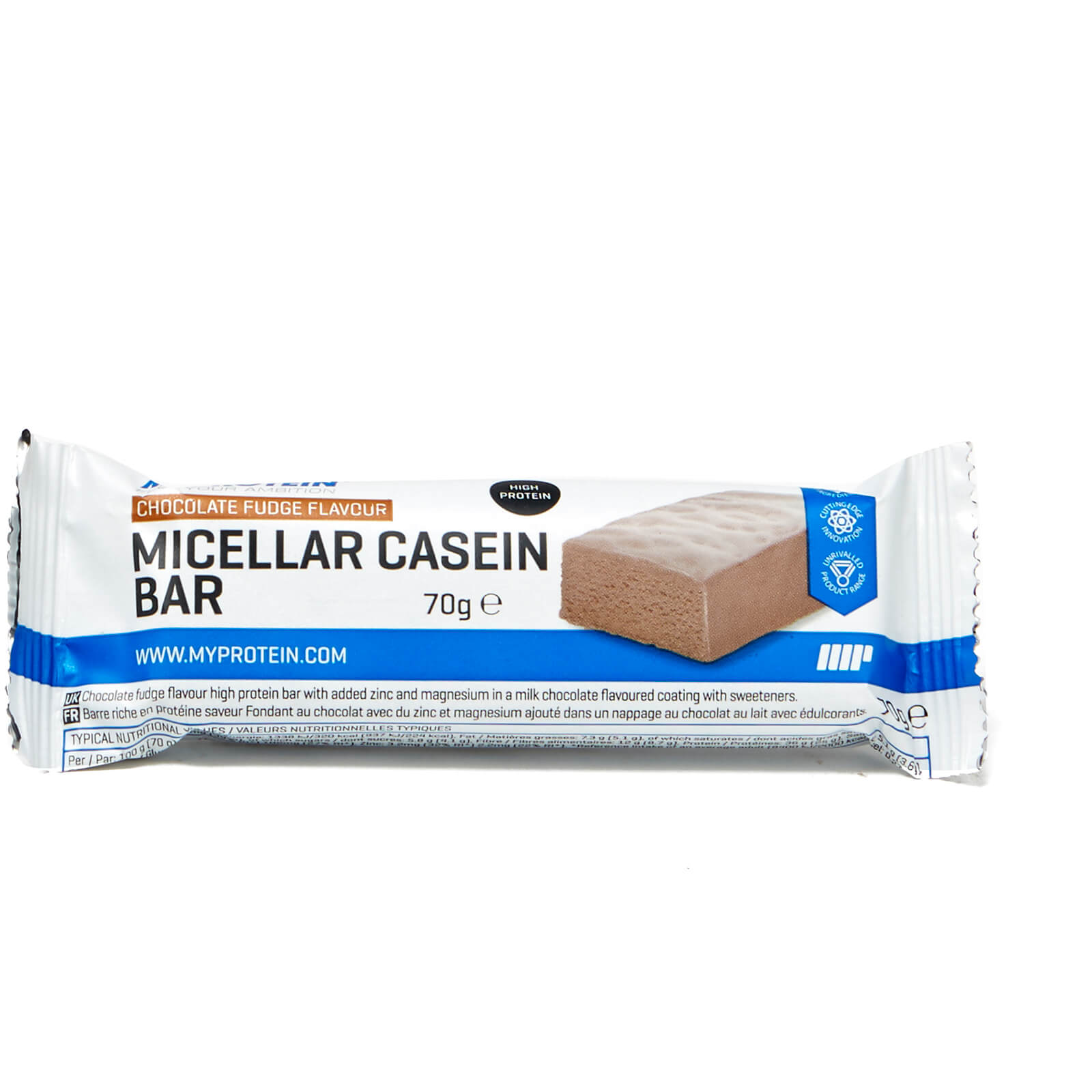 Micellar Casein Bar, Chocolate Fudge (Sample)