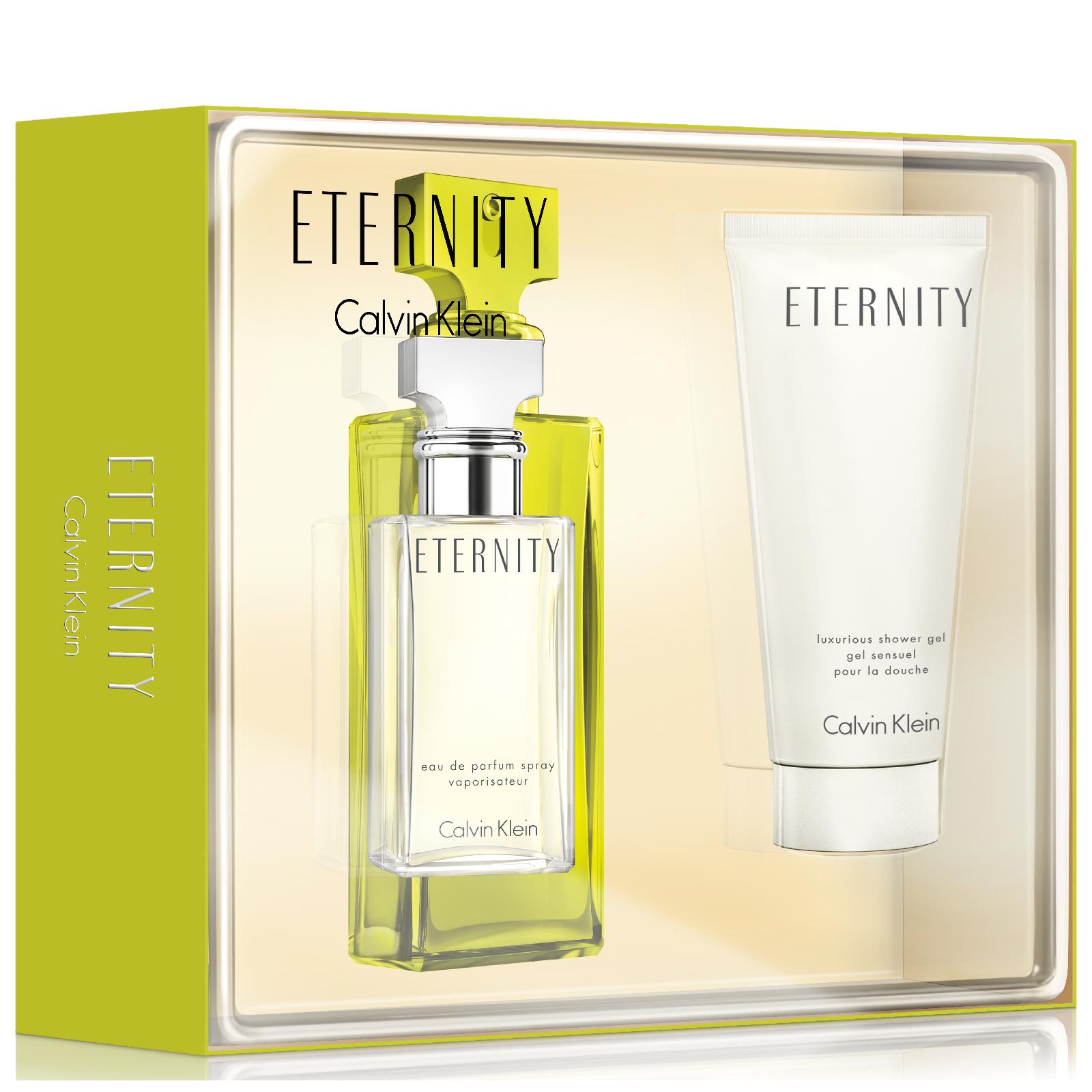 Coffret Eternity Parfum Set Eau De Women Calvin Klein For ebEWHYD29I