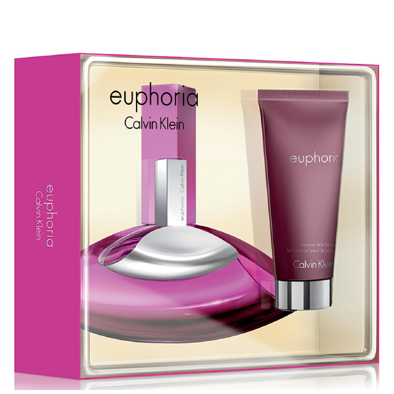 Coffret Eau 30ml Parfum For Klein Calvin Women De Set Euphoria 8n0OPwk