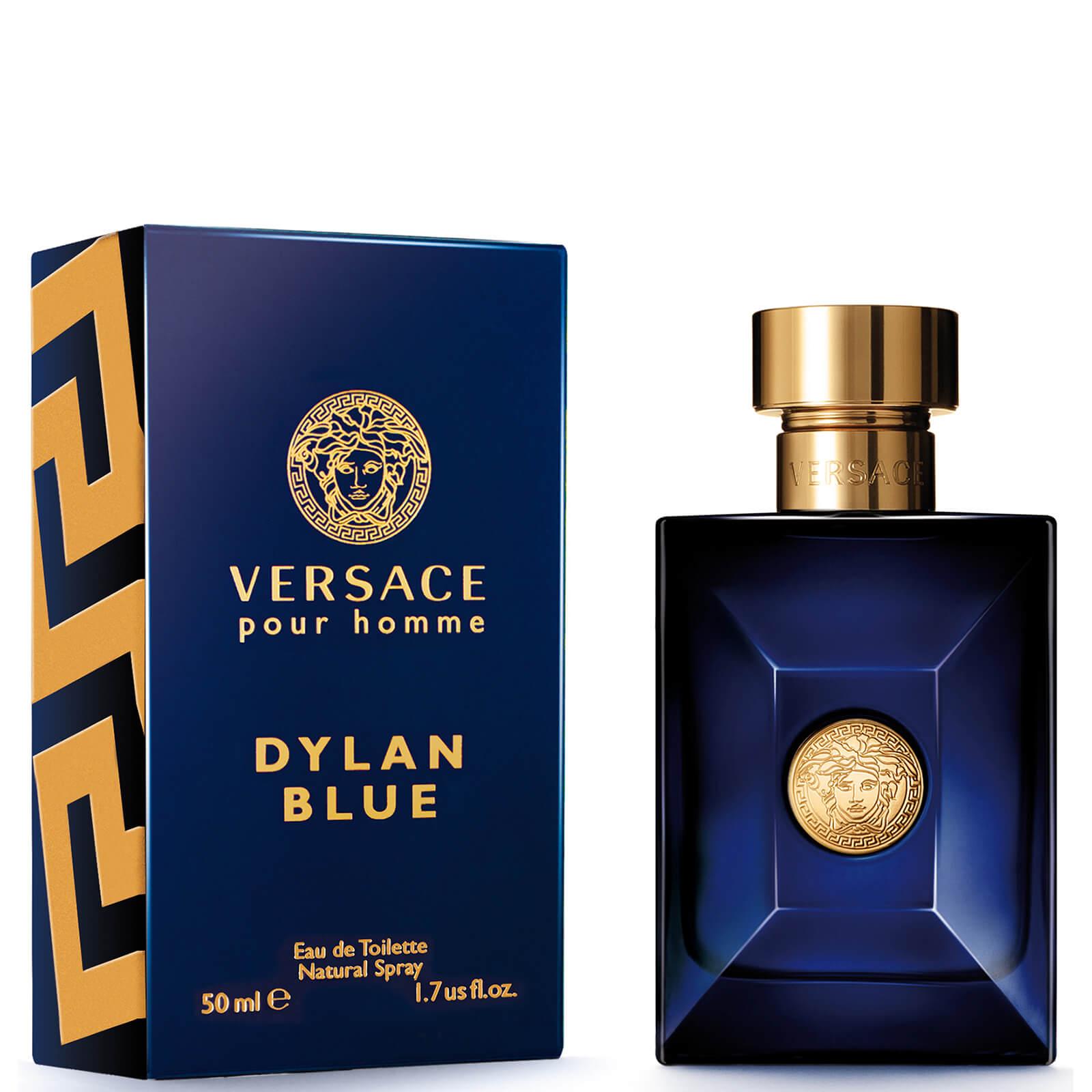 Edt Vapo Versace 50ml Dylan Blue UzpSMV