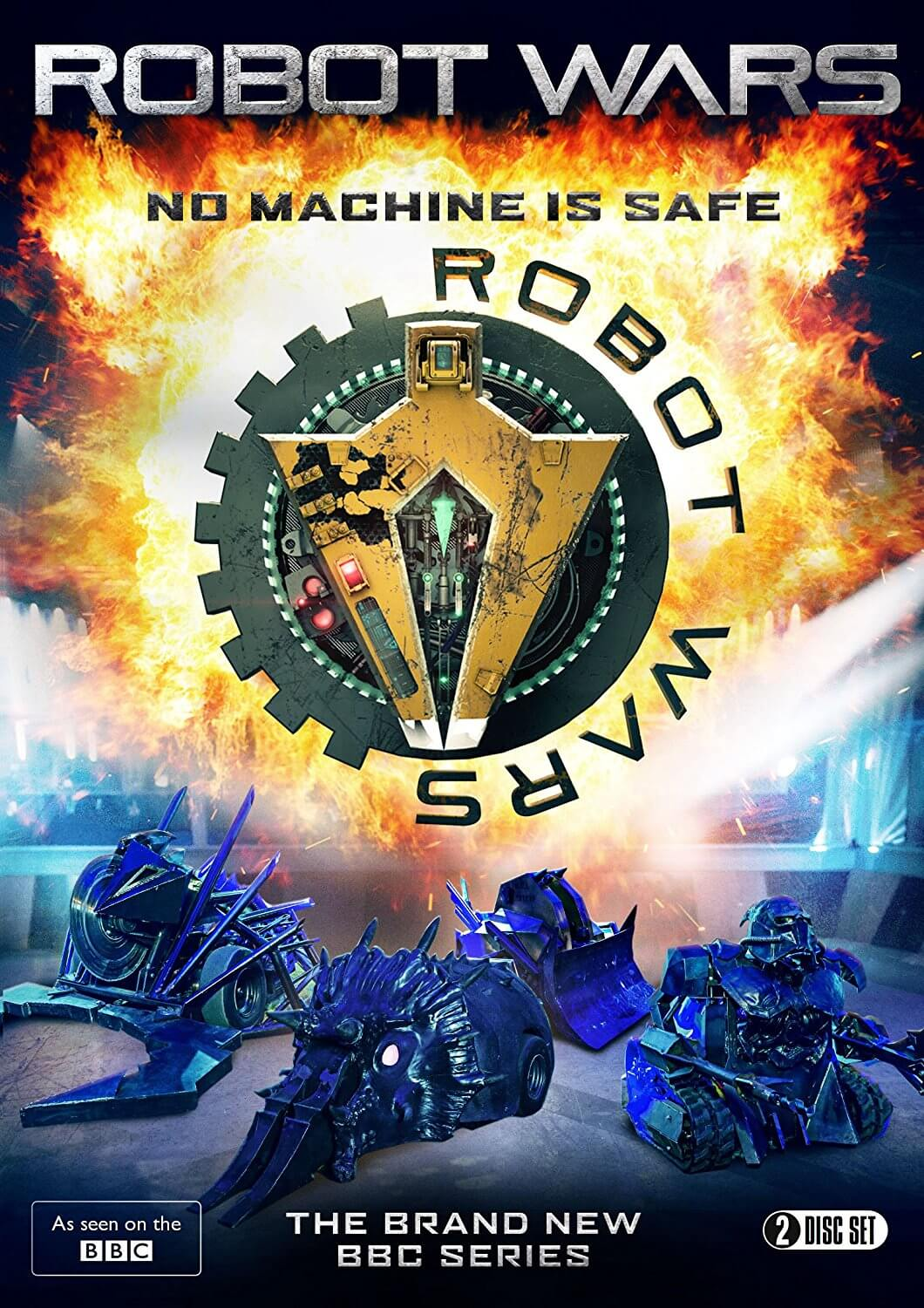 Robot Wars - The Brand New BBC 2 Series 2016