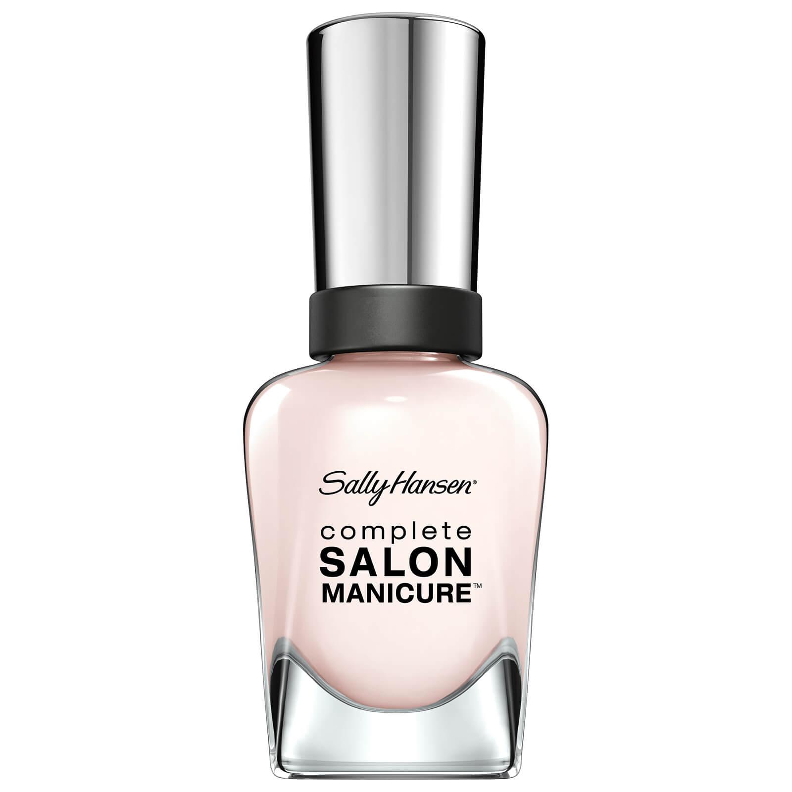 Sally Hansen Complete Salon Manicure 3 0 Keratin Strong Nail Polish Shell We Dance 14 7ml