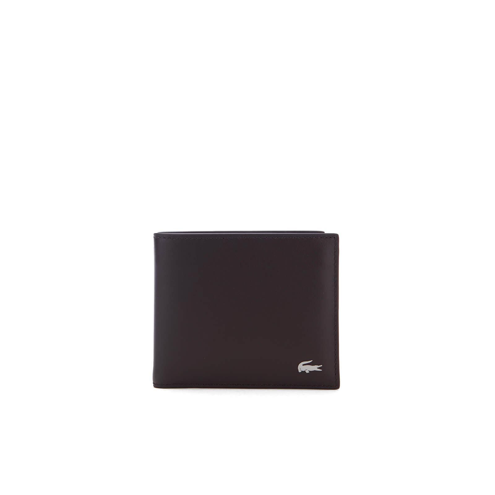 94b34d0d Lacoste Men's Large Billfold Wallet - Brown