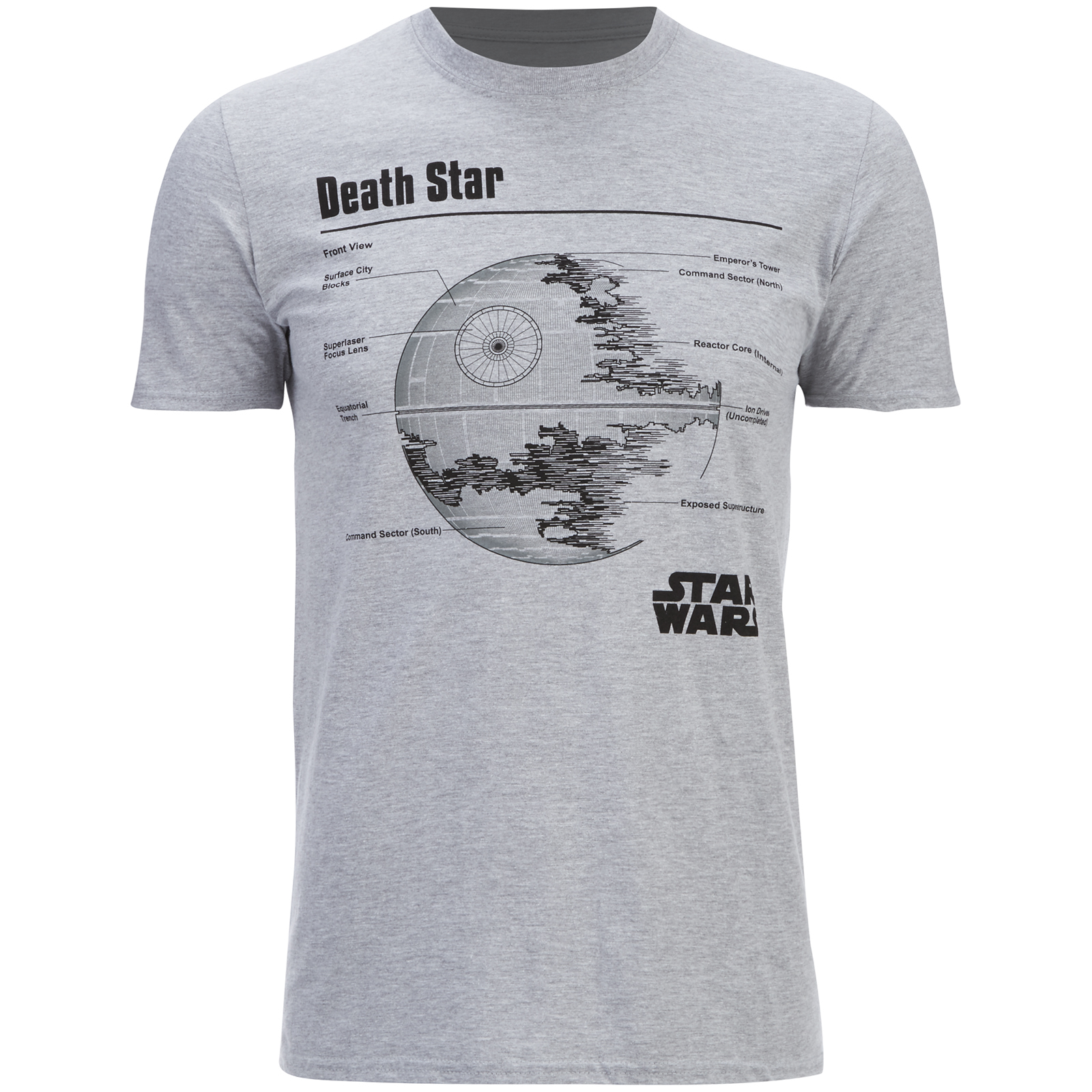 T-Shirt Homme Star Wars l