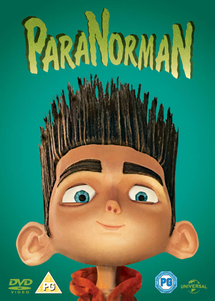 Paranorman - Big Face Edition