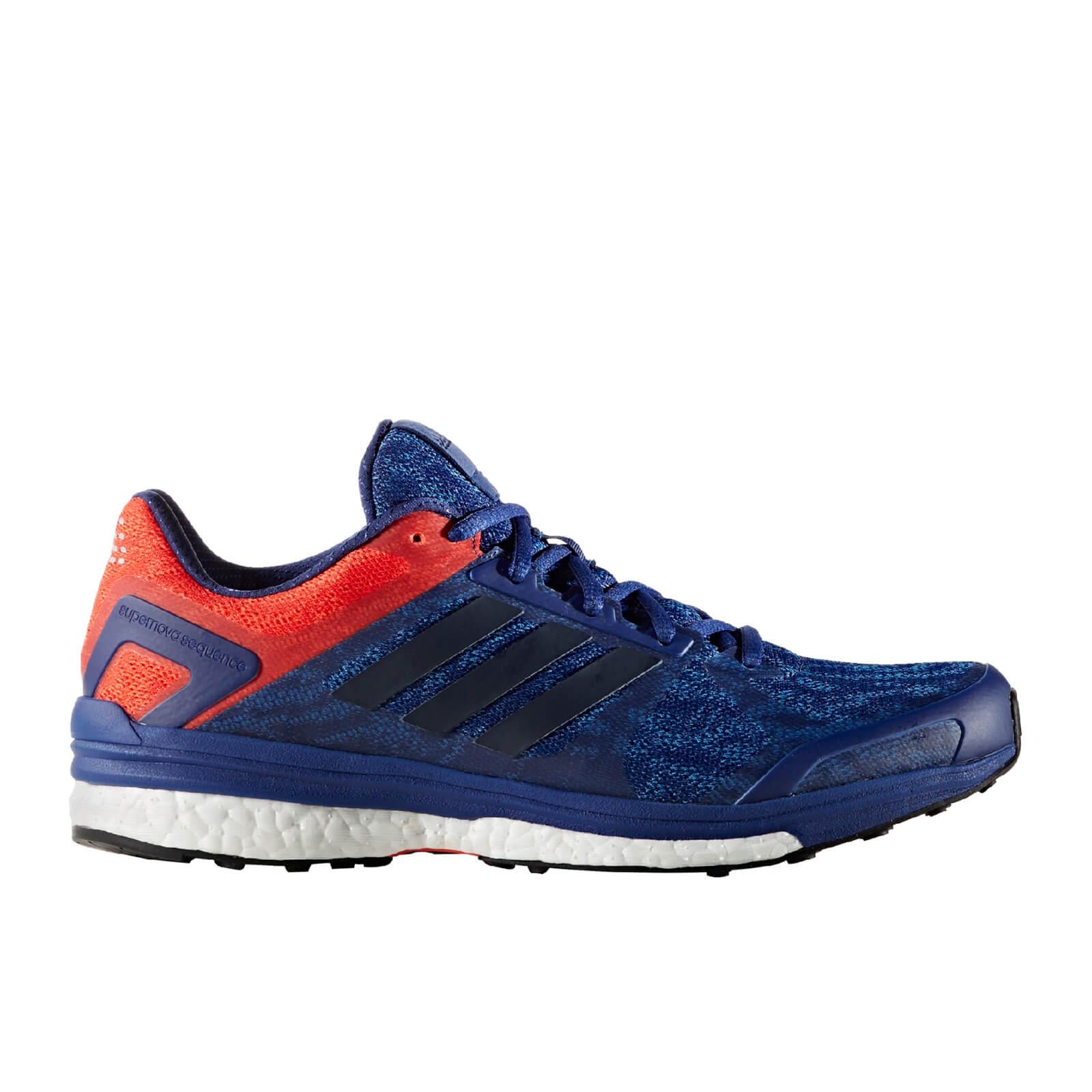 ecf8f96db021d adidas Men s Supernova Sequence 9 Running Shoes - Blue