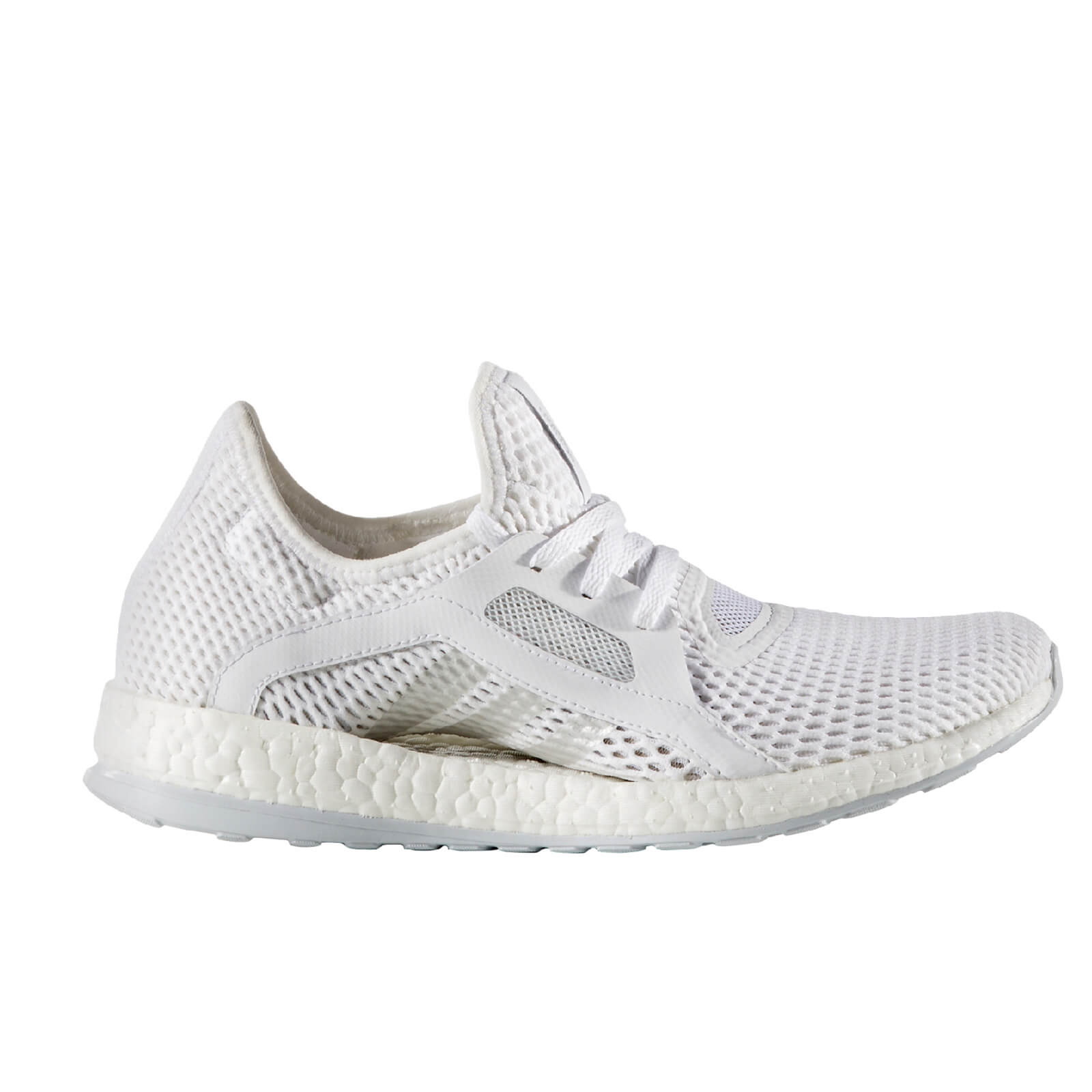 80d1600d8ddcf adidas Women s Pure Boost X Running Shoes - White