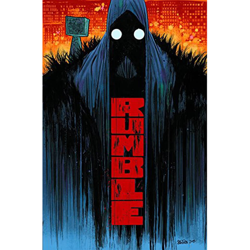 Rumble: What Color of Darkness - Volume 1 Graphic Novel