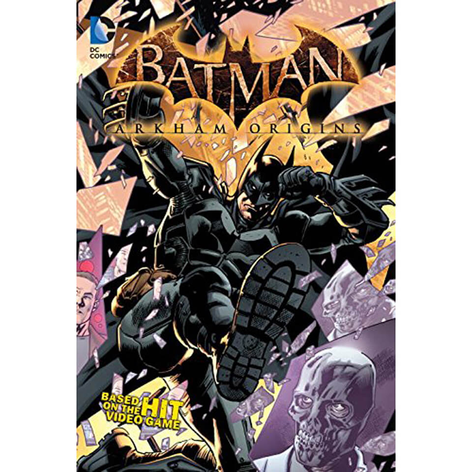 Batman: Arkham Origins Graphic Novel