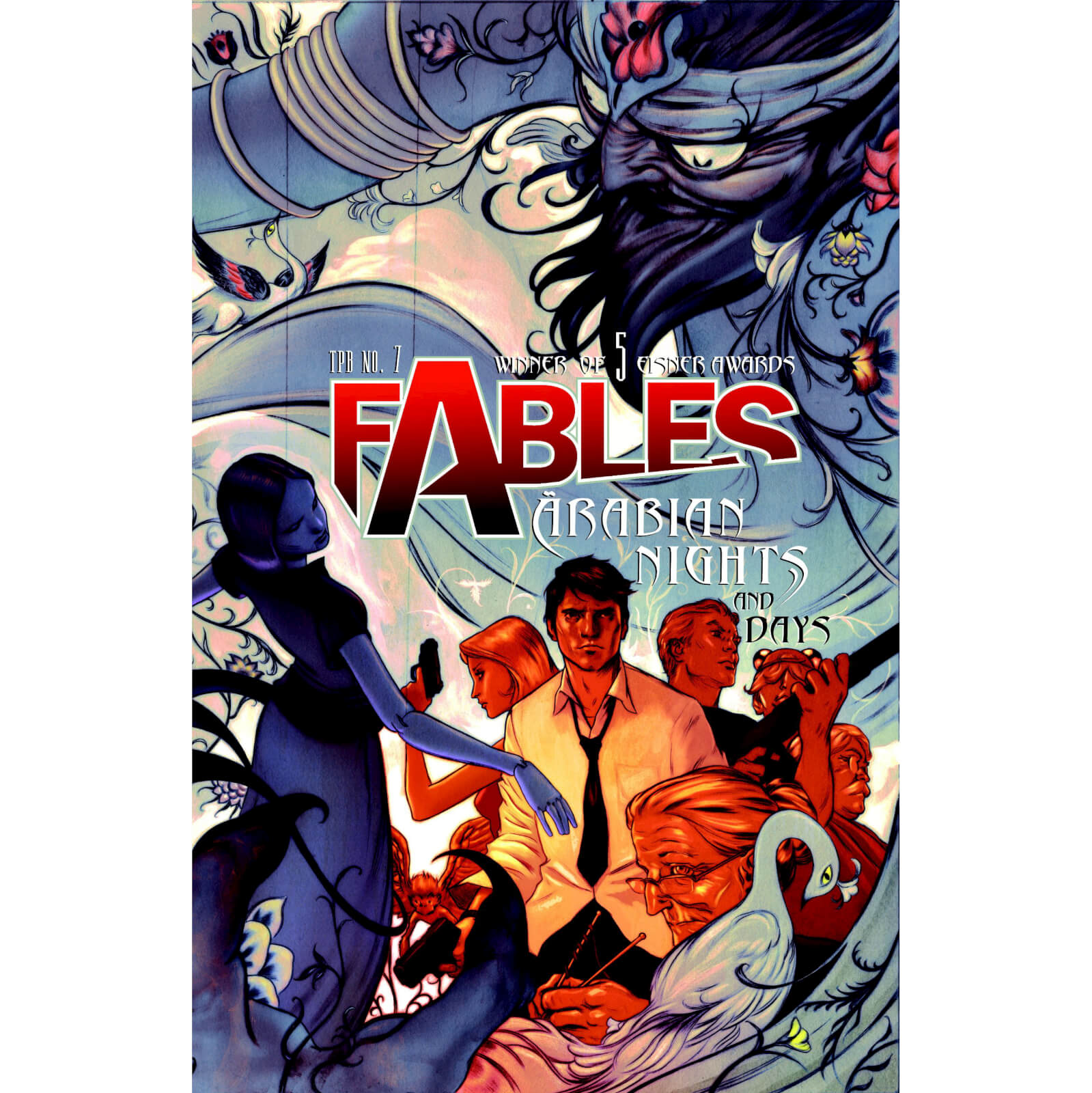 Fables: Arabian Nights and Days - Volume 7 Graphic Novel