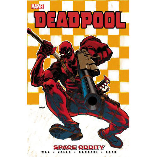 Marvel Deadpool: Space Oddity - Volume 7 Graphic Novel