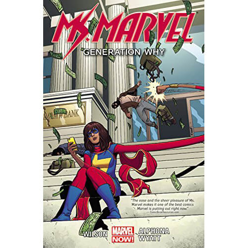 Ms. Marvel: Generation Why - Volume 2 Graphic Novel