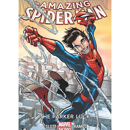 Amazing Spider-Man: Parker Luck - Volume 1 Graphic Novel