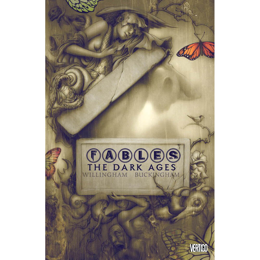 Fables: The Dark Ages - Volume 12 Graphic Novel