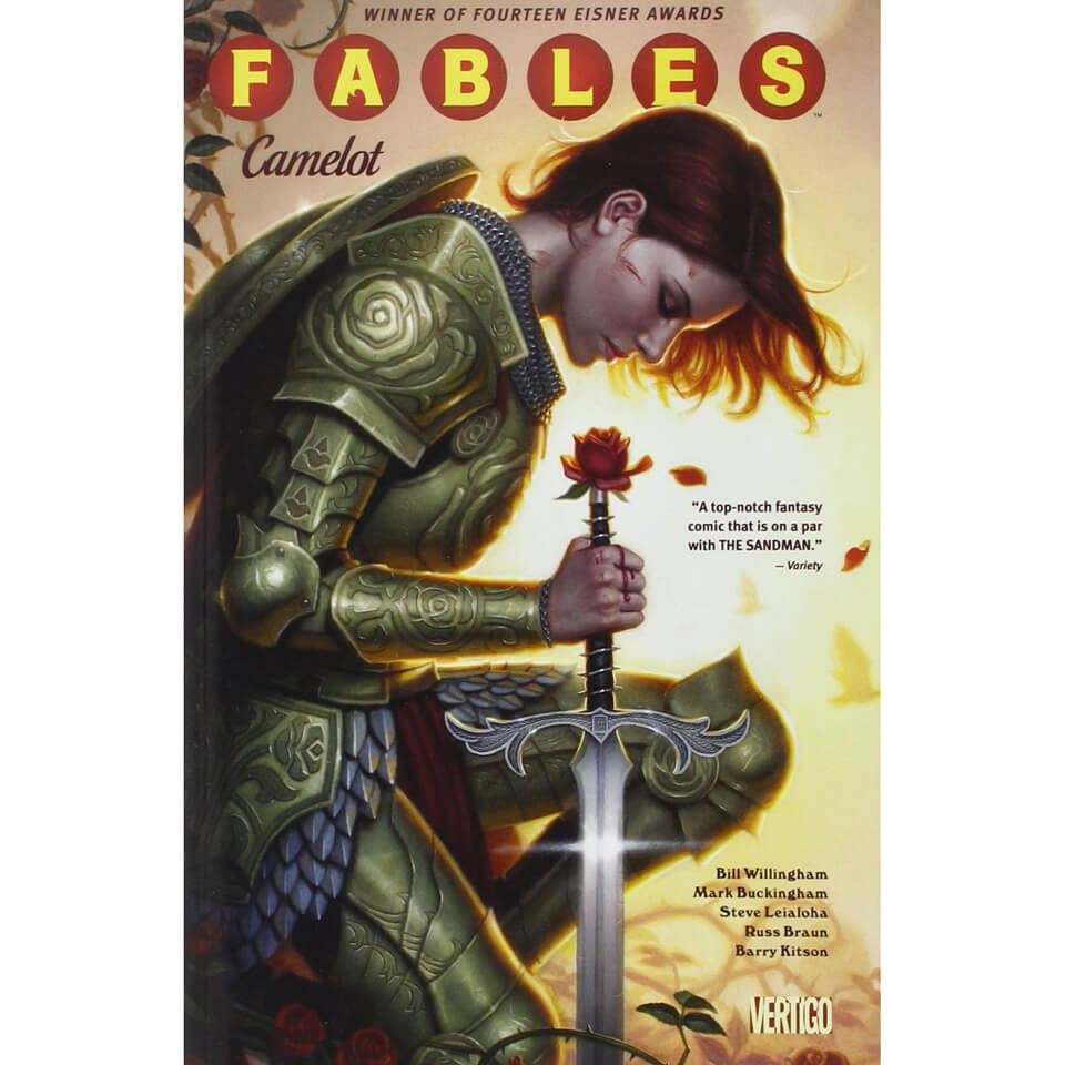 Fables: Camelot - Volume 20 Graphic Novel