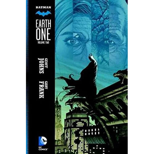 Batman: Earth One - Volume 2 Hardcover Graphic Novel