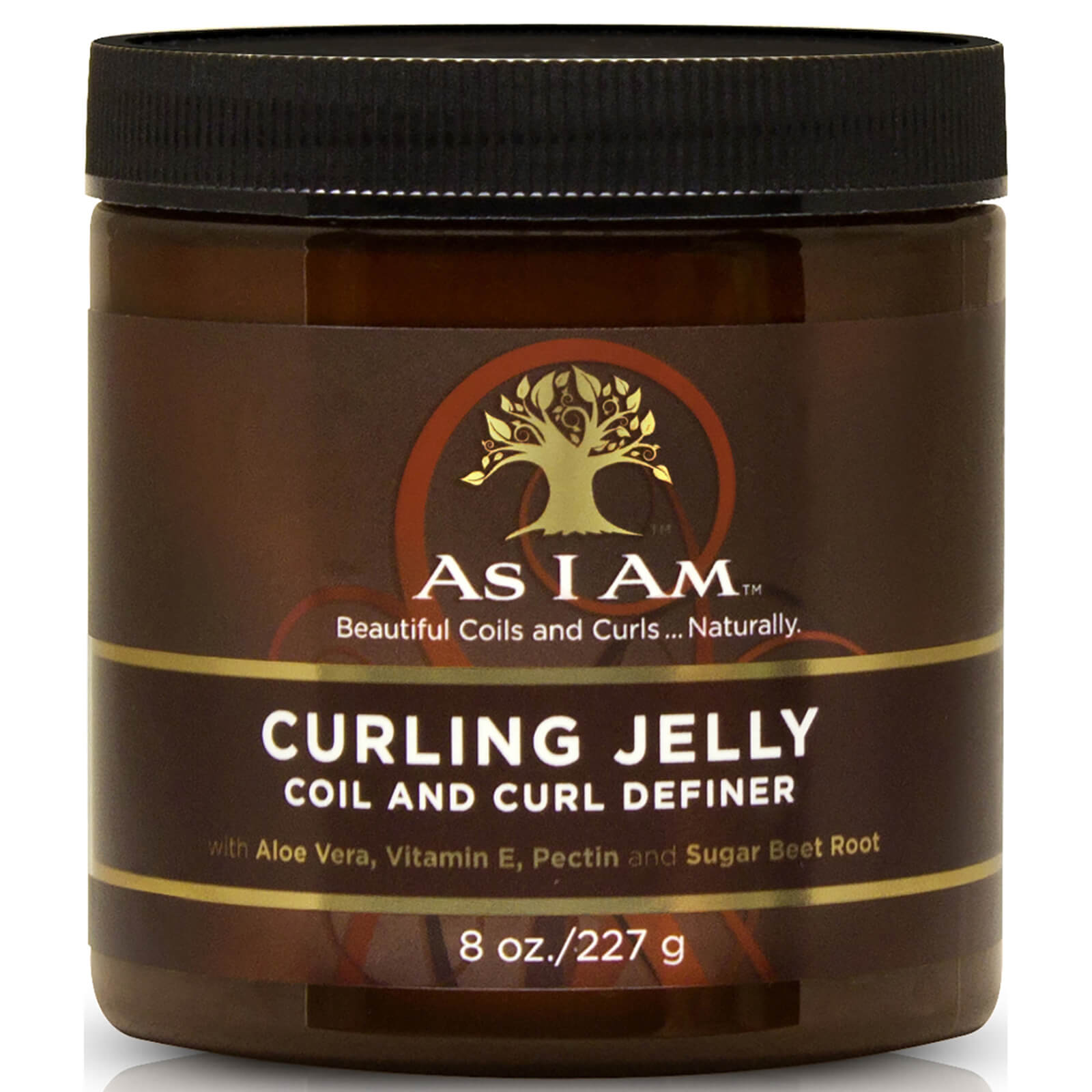 As I Am Curling Jelly Coil and Curl Definer 227g  50c0152086509