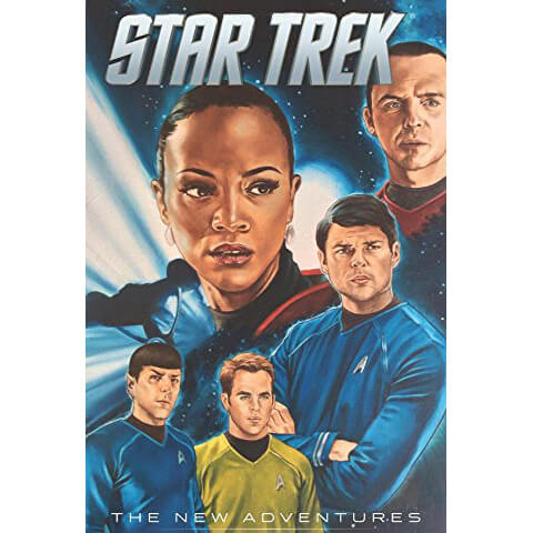 Star Trek: New Visions - Volume 1 Graphic Novel