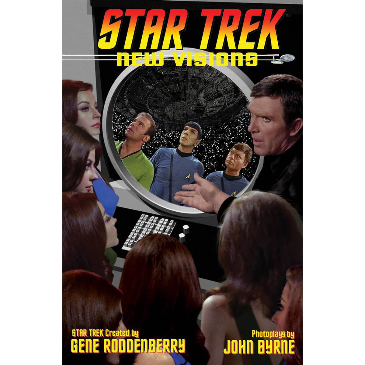 Star Trek: New Visions - Volume 3 Graphic Novel