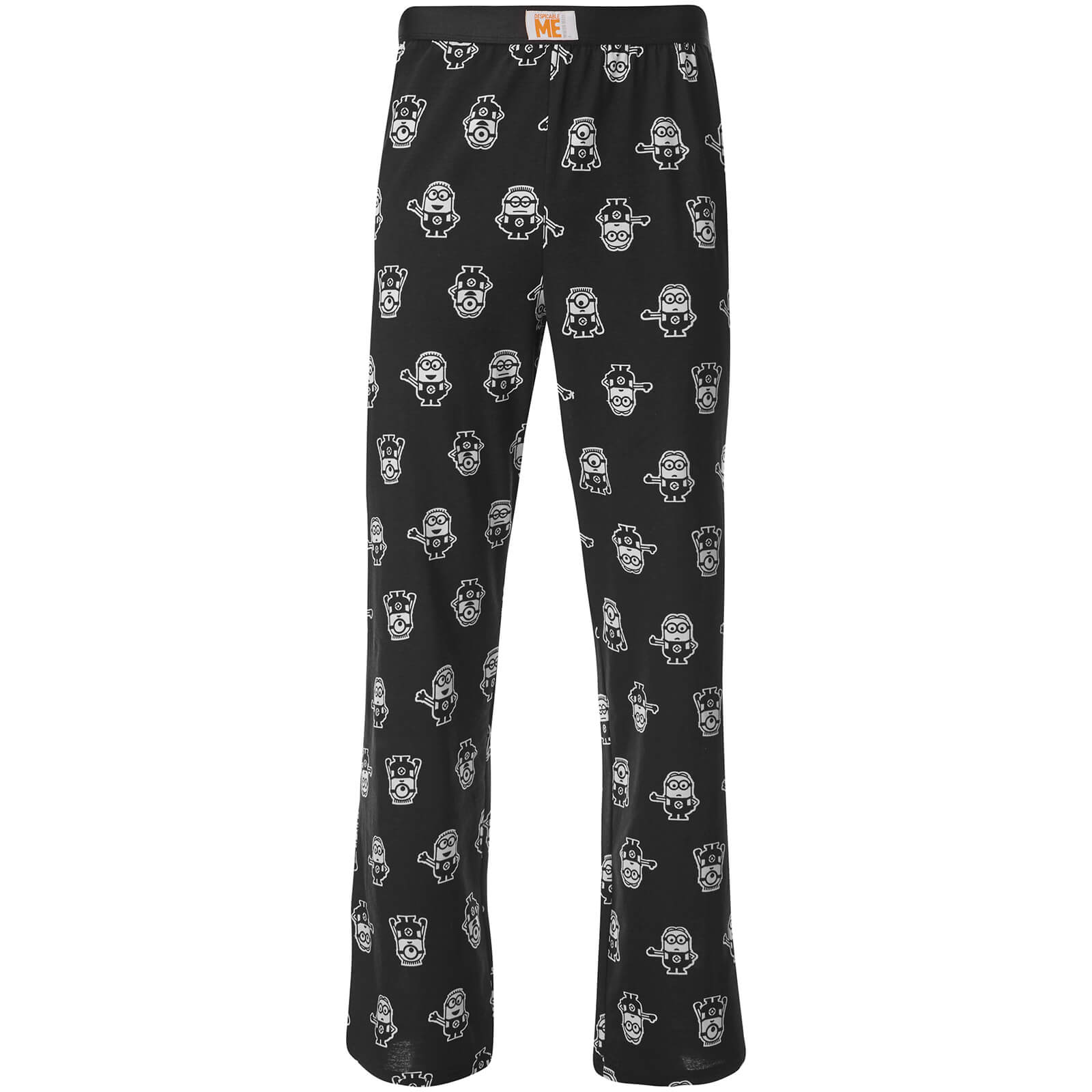 pantalon homme de pyjama les minions noir merchandise. Black Bedroom Furniture Sets. Home Design Ideas