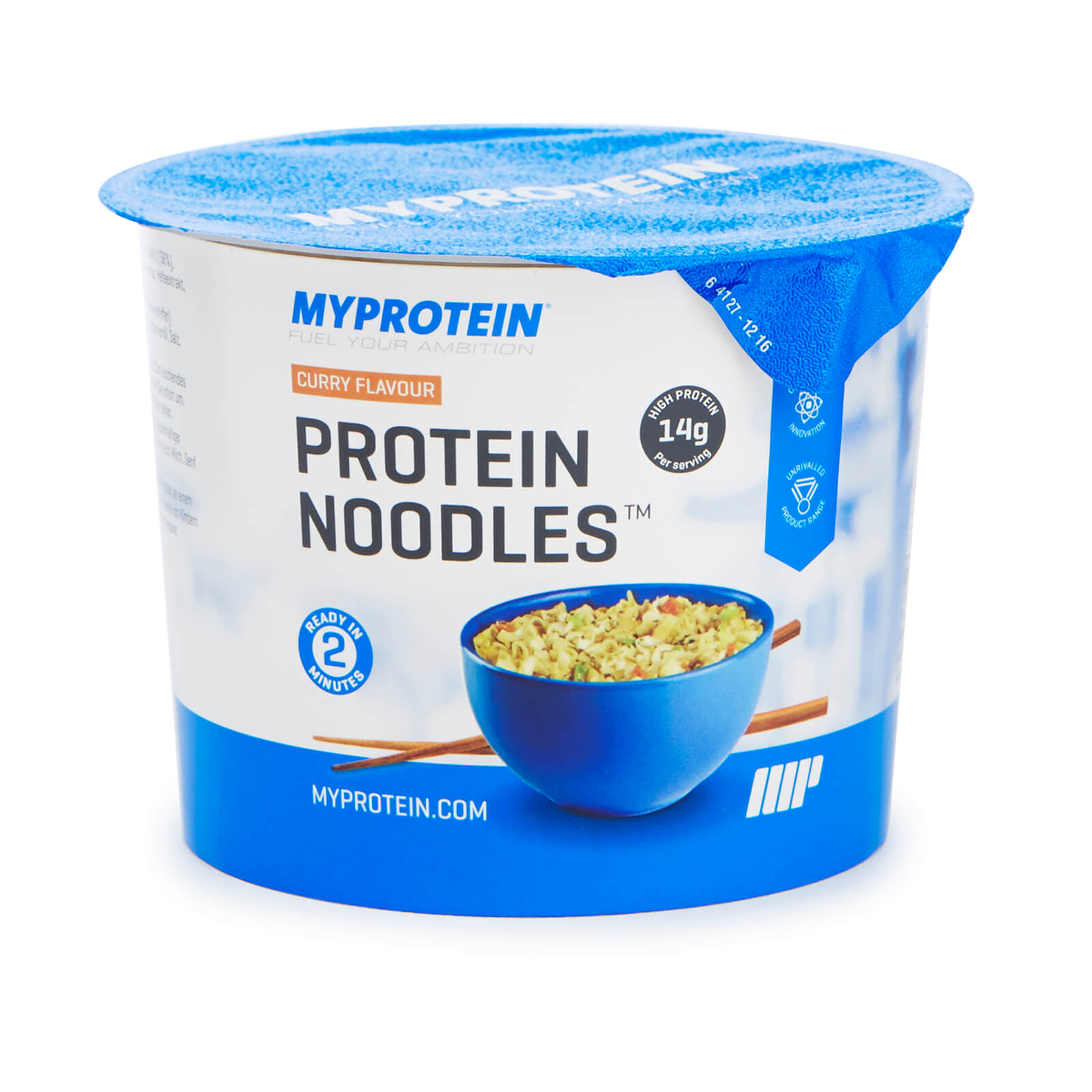 Protein Noodles - Curry - 68g