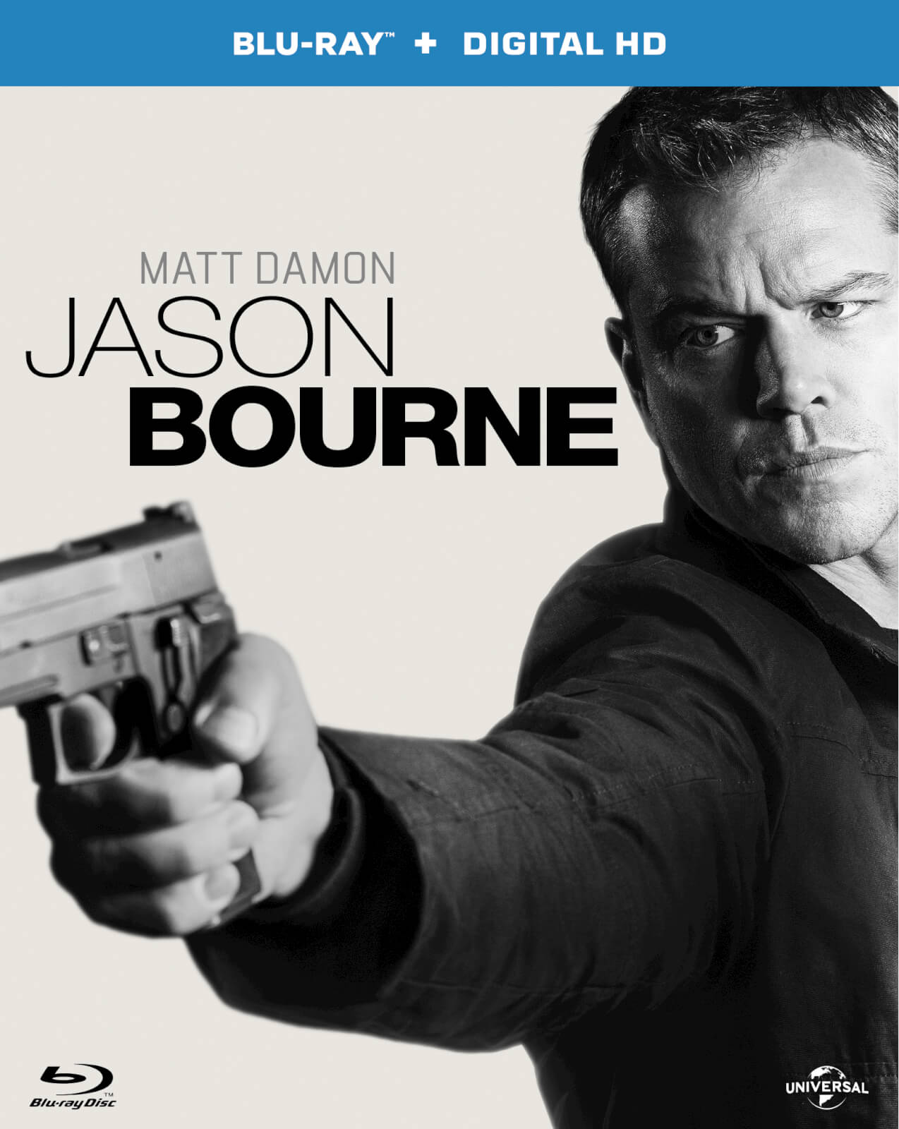 Jason Bourne (Includes Digital Download)