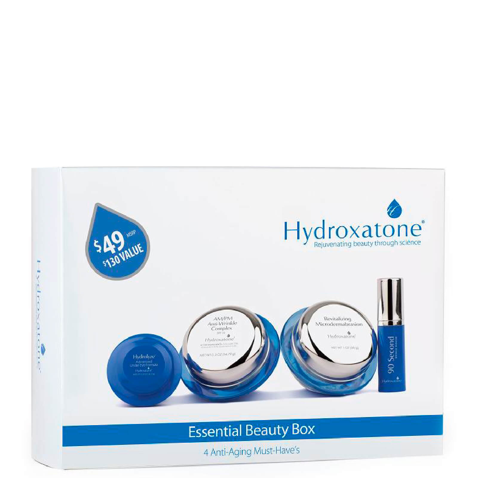 Hydroxatone Ultimate Essentials Kit