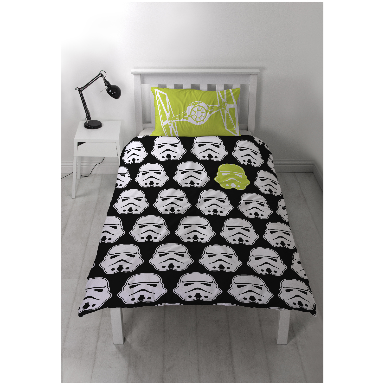 Star Wars Classic Stormtrooper Panel Duvet Set